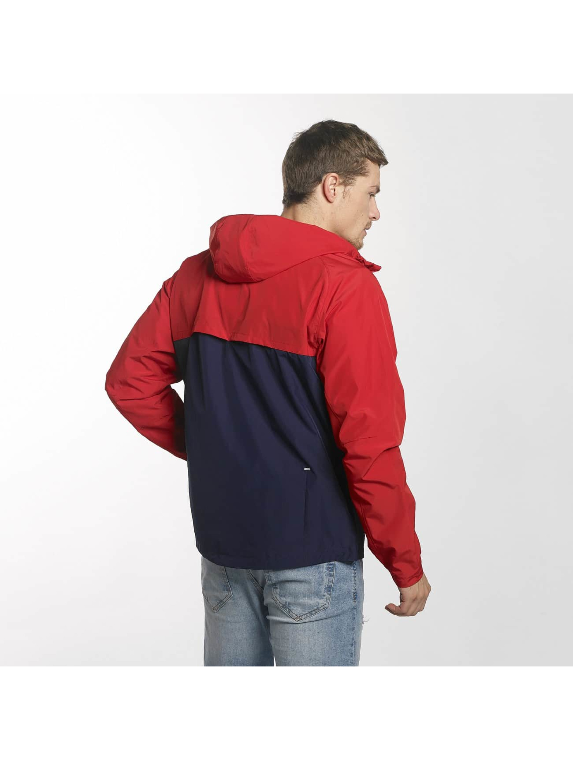 New Balance Lightweight Jacket MJ73557 Athletics red
