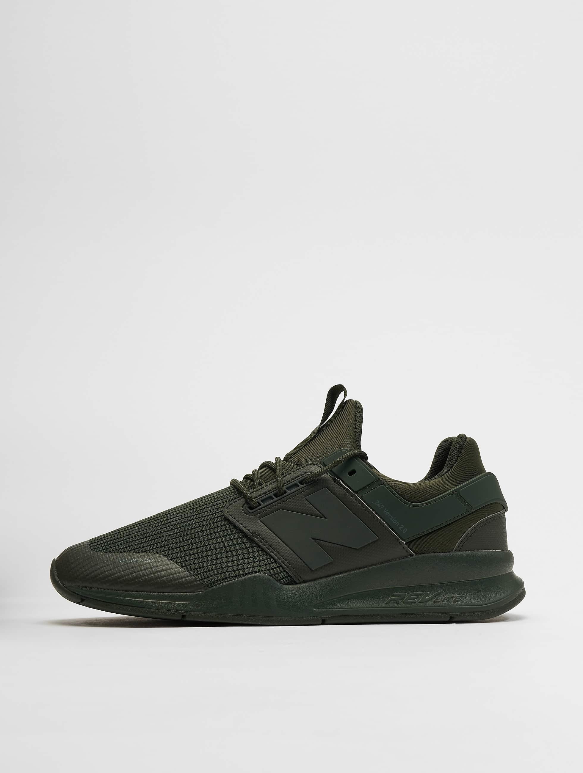 fd40ea1eb21 New Balance schoen / sneaker MS247 in groen 598639