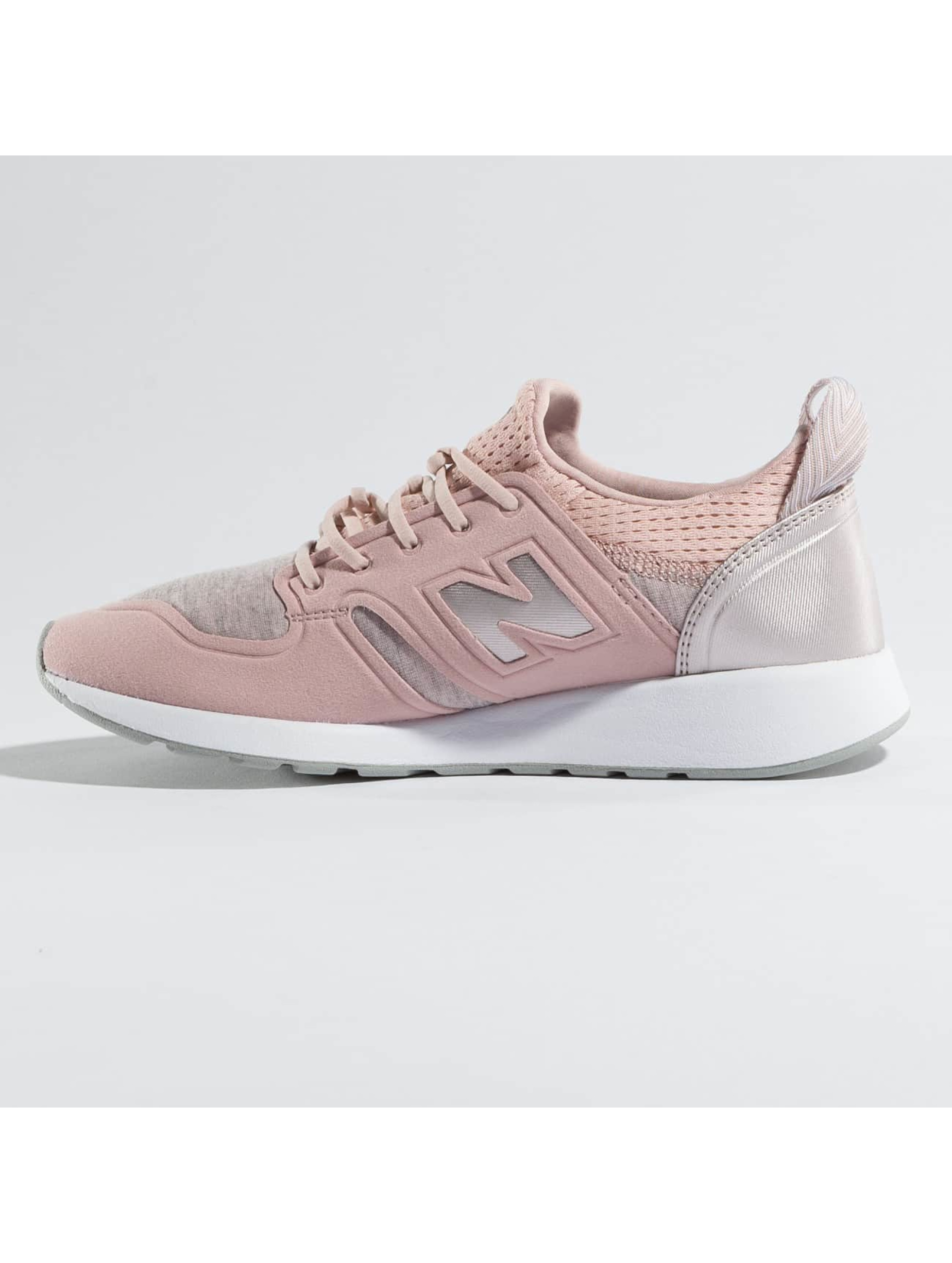 new balance damen sneaker wrl 420 revlite slip on in pink. Black Bedroom Furniture Sets. Home Design Ideas