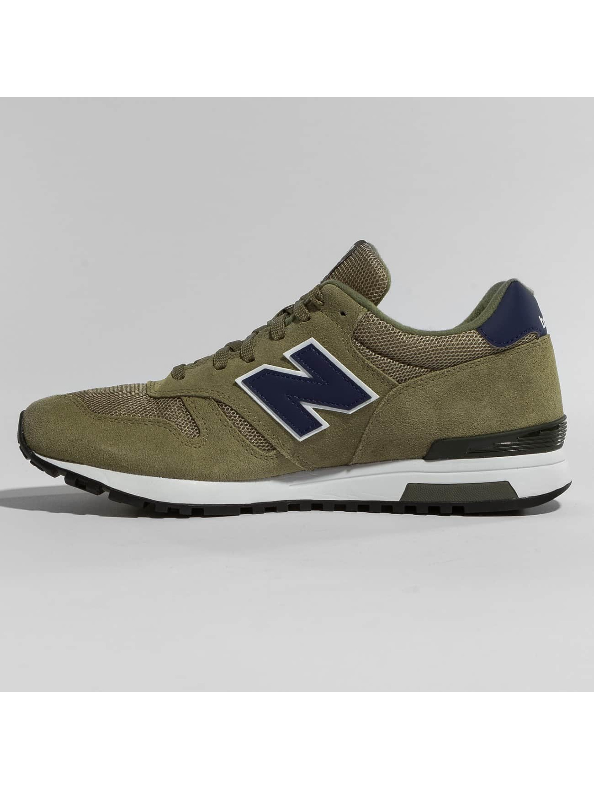 New Balance Sneakers ML565 zielony