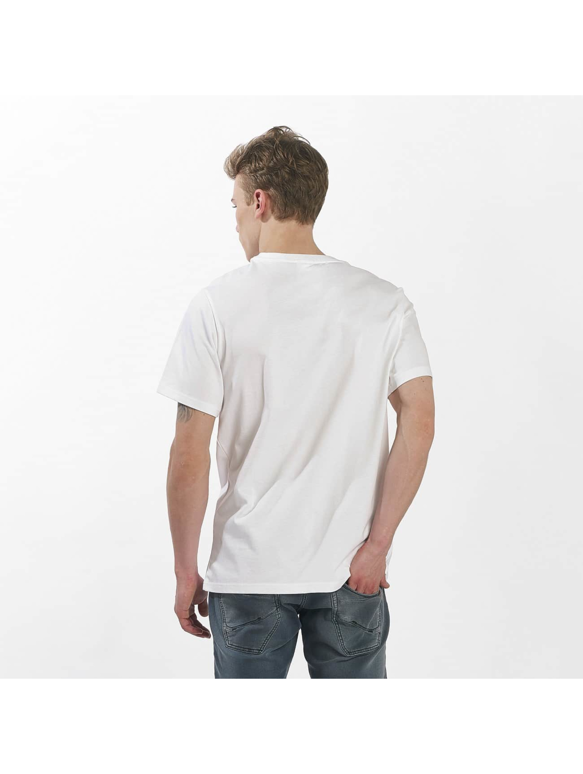 New Balance T-Shirt MT73581 blanc