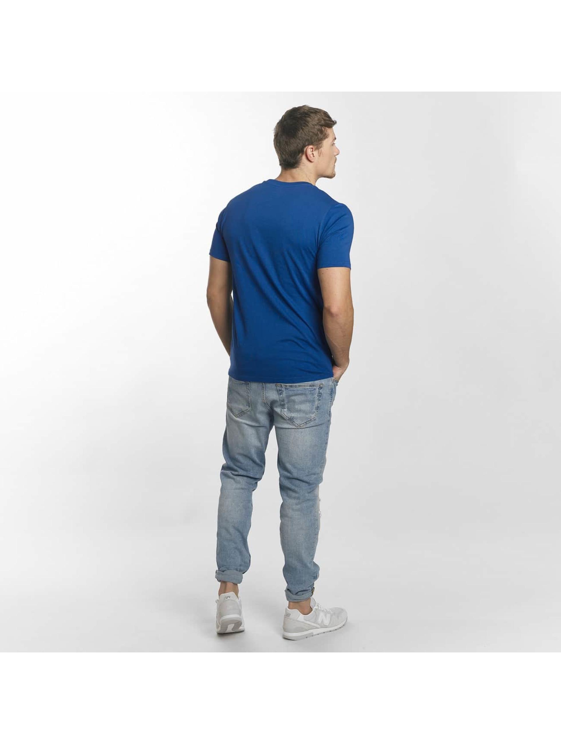New Balance T-Shirt MT73587 Essentials blau