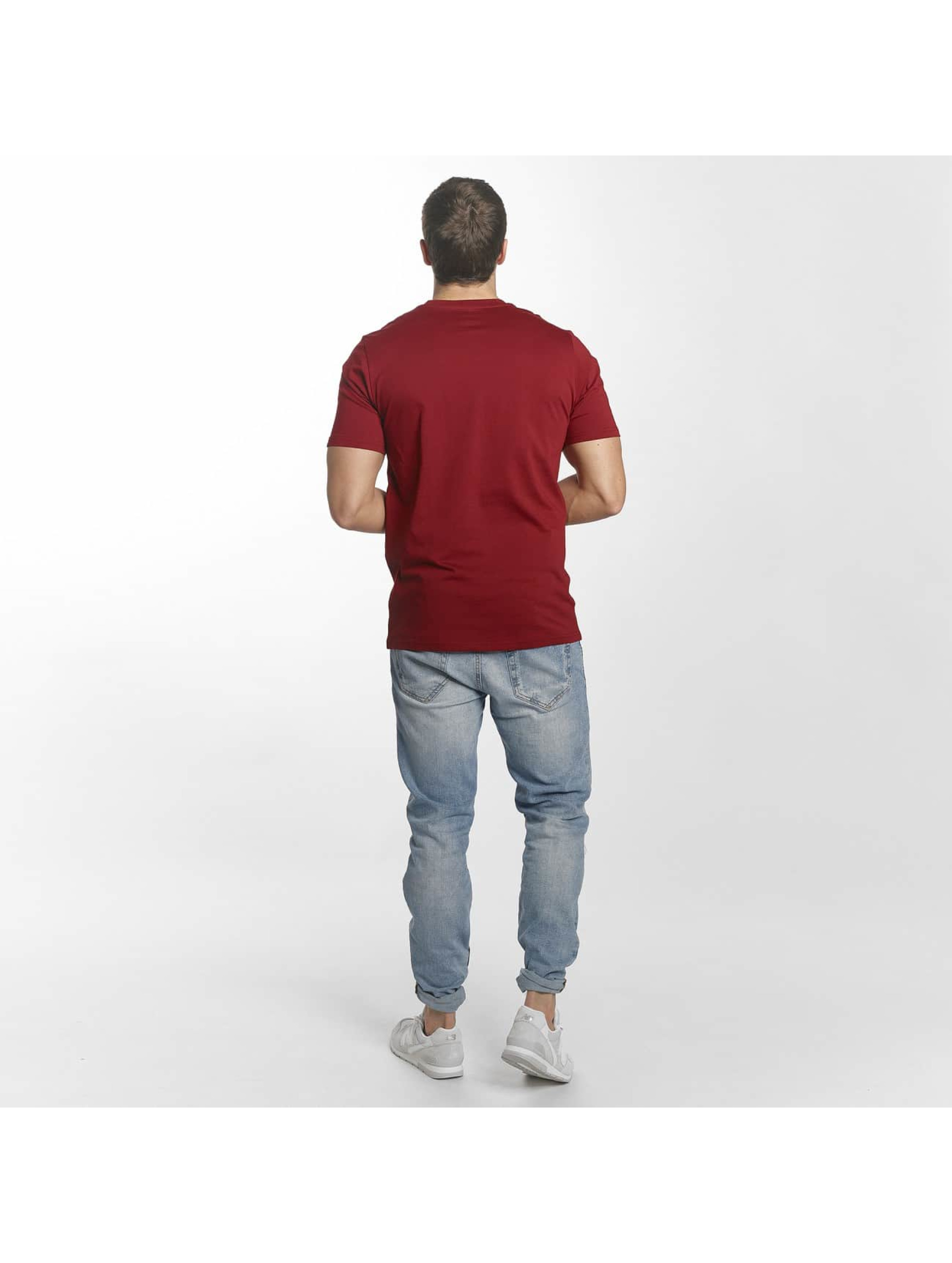 New Balance T-Shirt MT73587 Essentials rouge