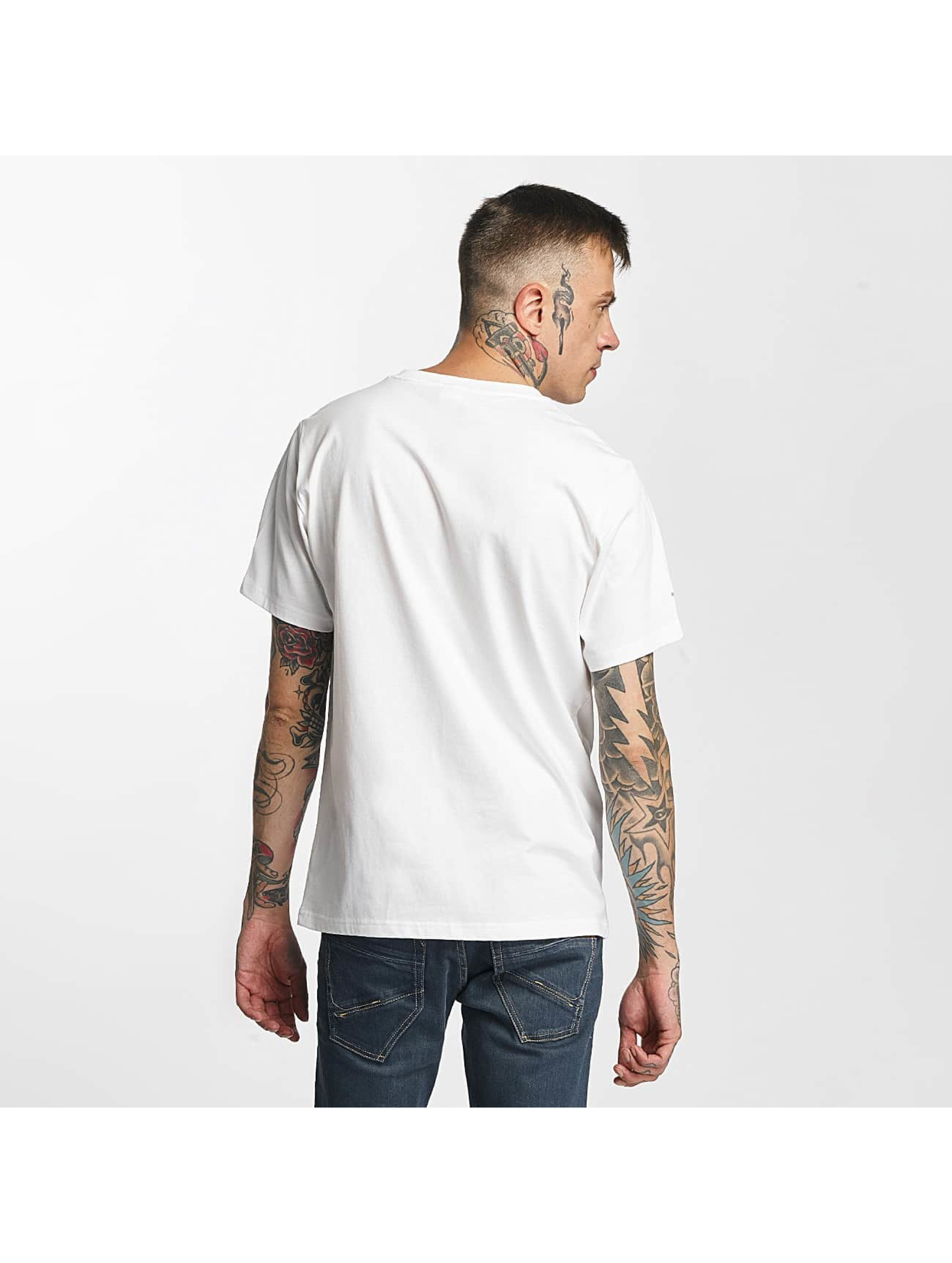 New Balance T-Shirt Athletic Main LG white