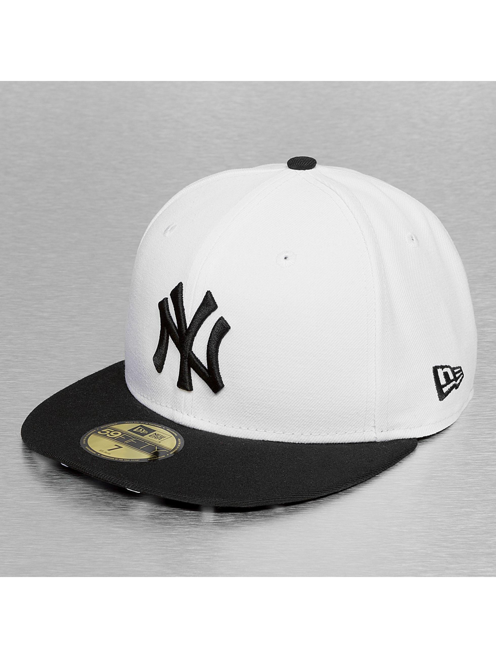 New Era Бейсболка White Liberty NY Yankees белый