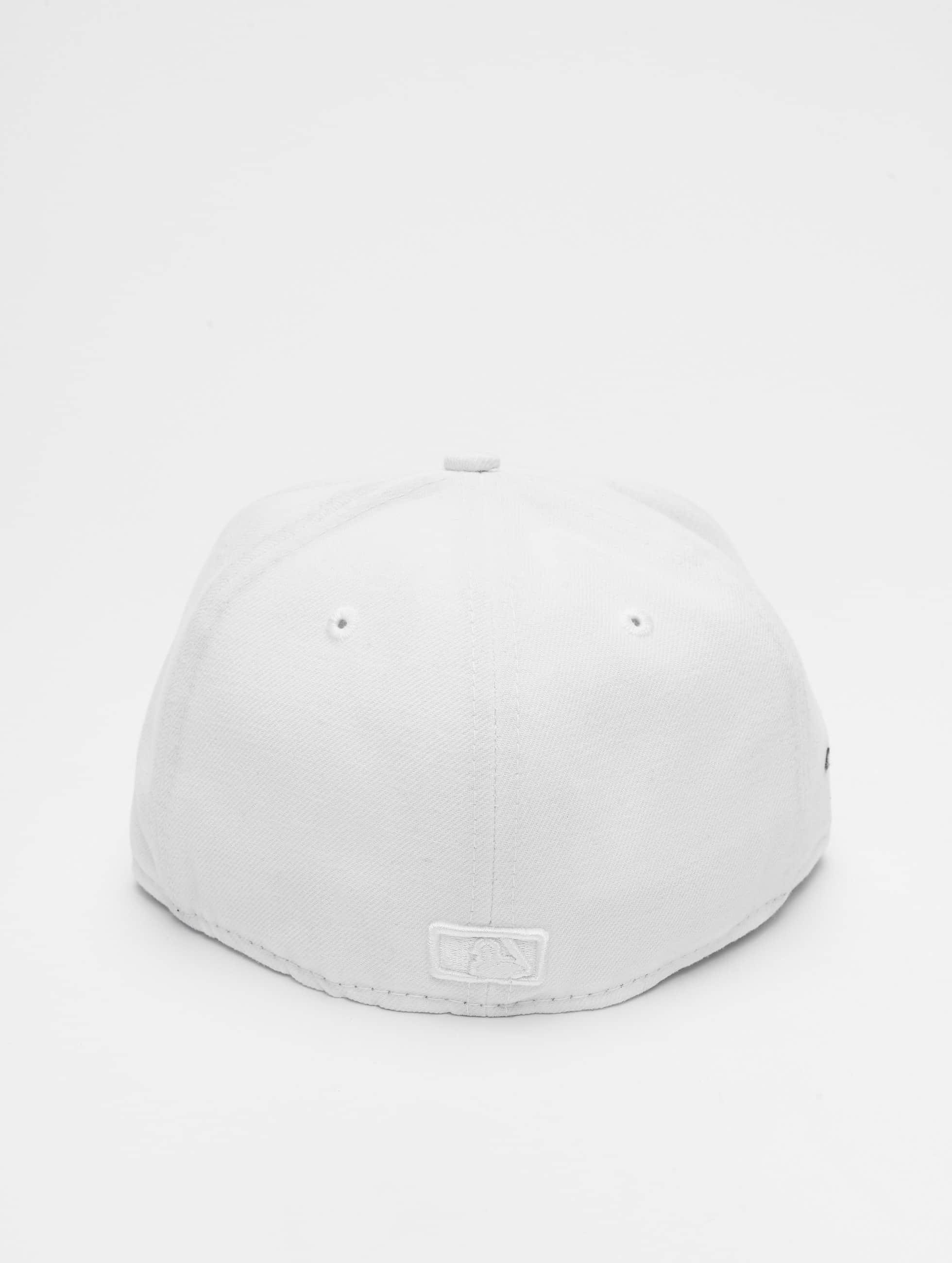 New Era Бейсболка Optic NY Yankees 59Fifty белый