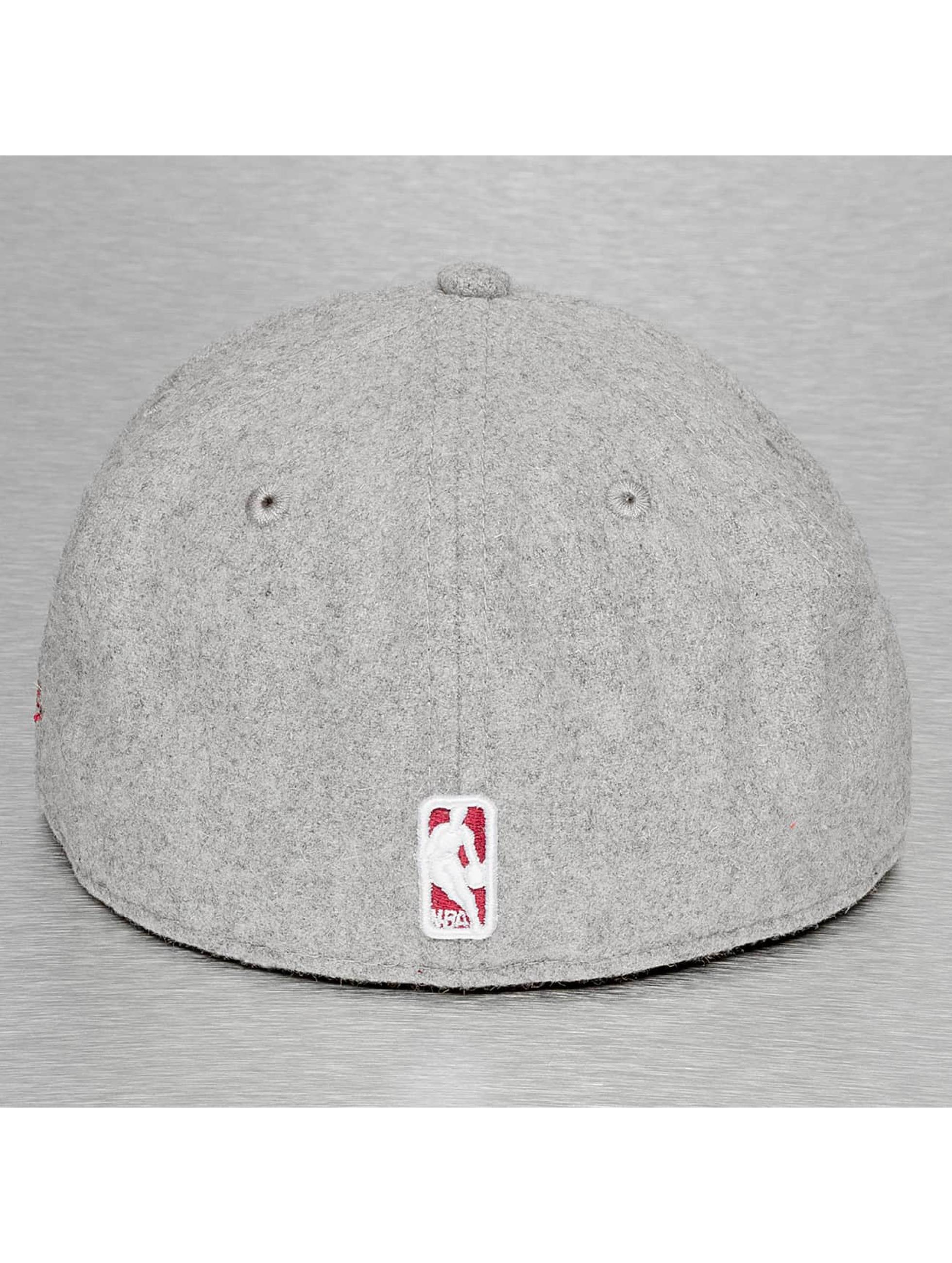 New Era Бейсболка Team Miami Heat Melton 59Fifty серый
