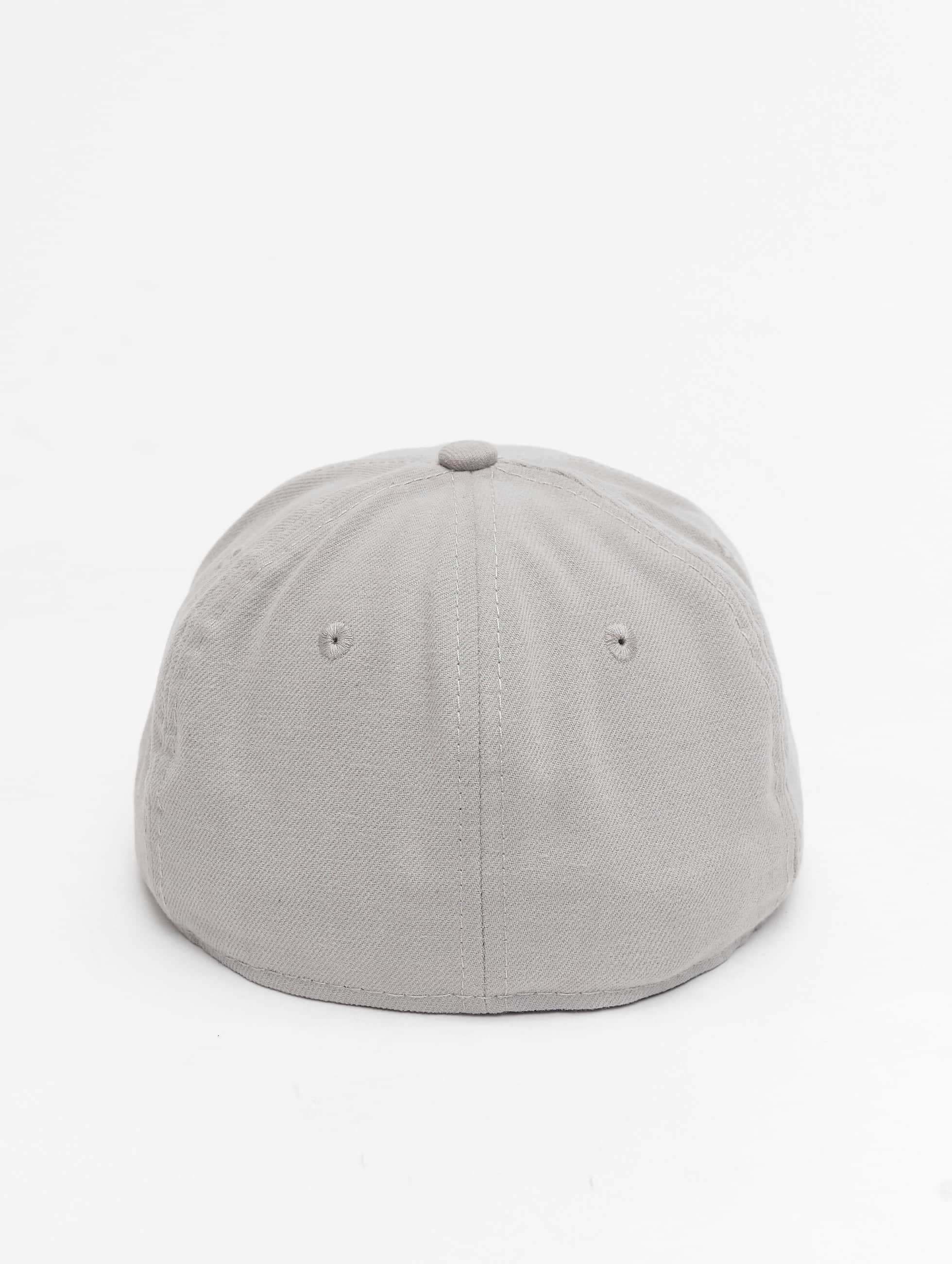 New Era Бейсболка Original Basic 59Fifty серый