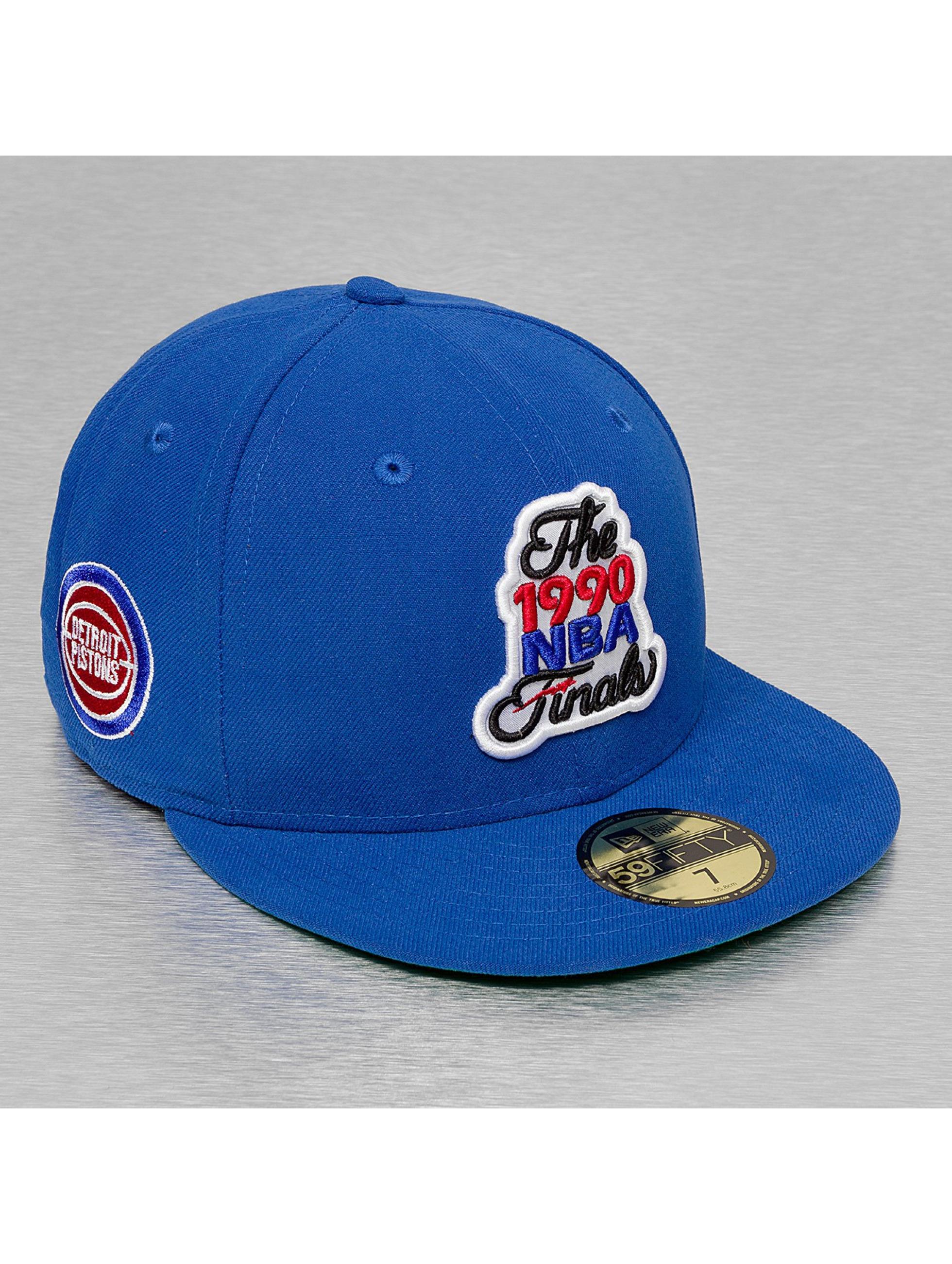New Era Бейсболка NBA Champs Pack 1990 Detroit Pistons синий