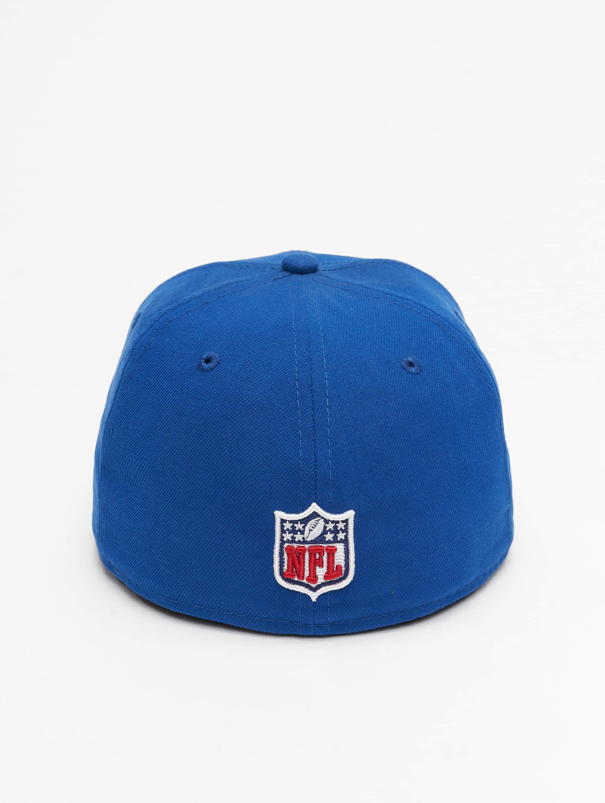 New Era Бейсболка NFL On Field NY Giants 59Fifty синий