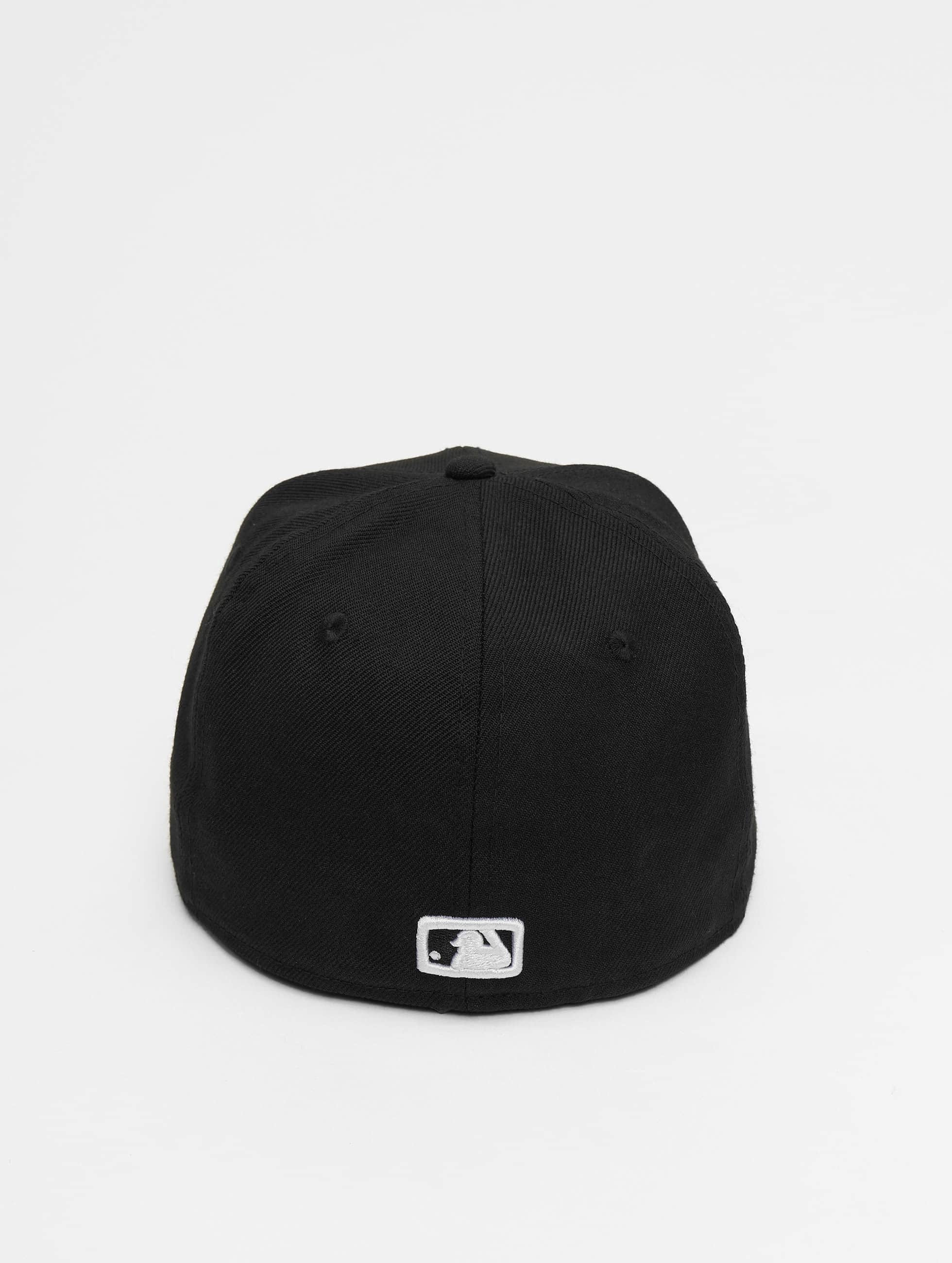 New Era Бейсболка MLB Basic NY Yankees черный