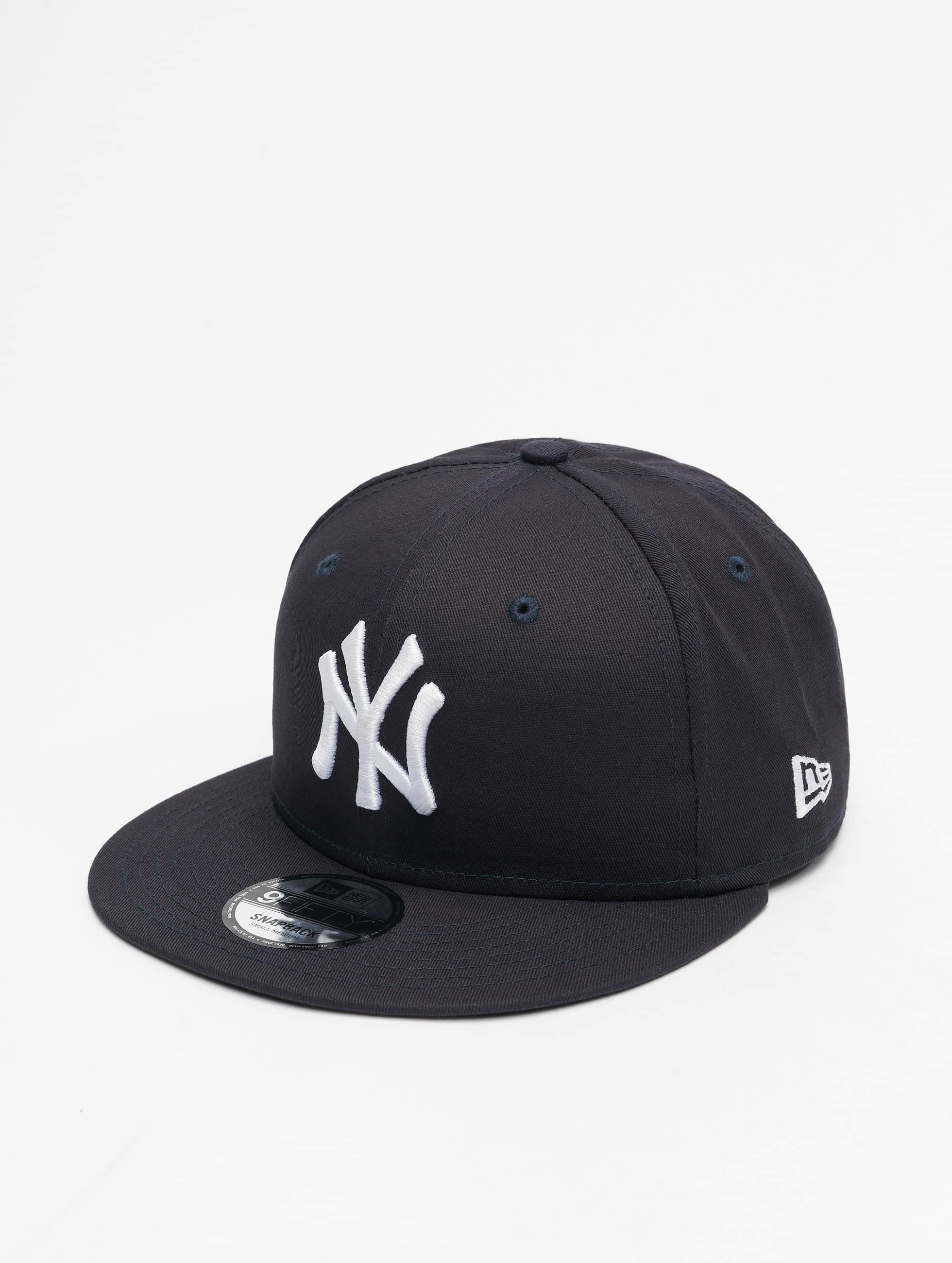 New Era Кепка с застёжкой MLB NY Yankees 9Fifty синий
