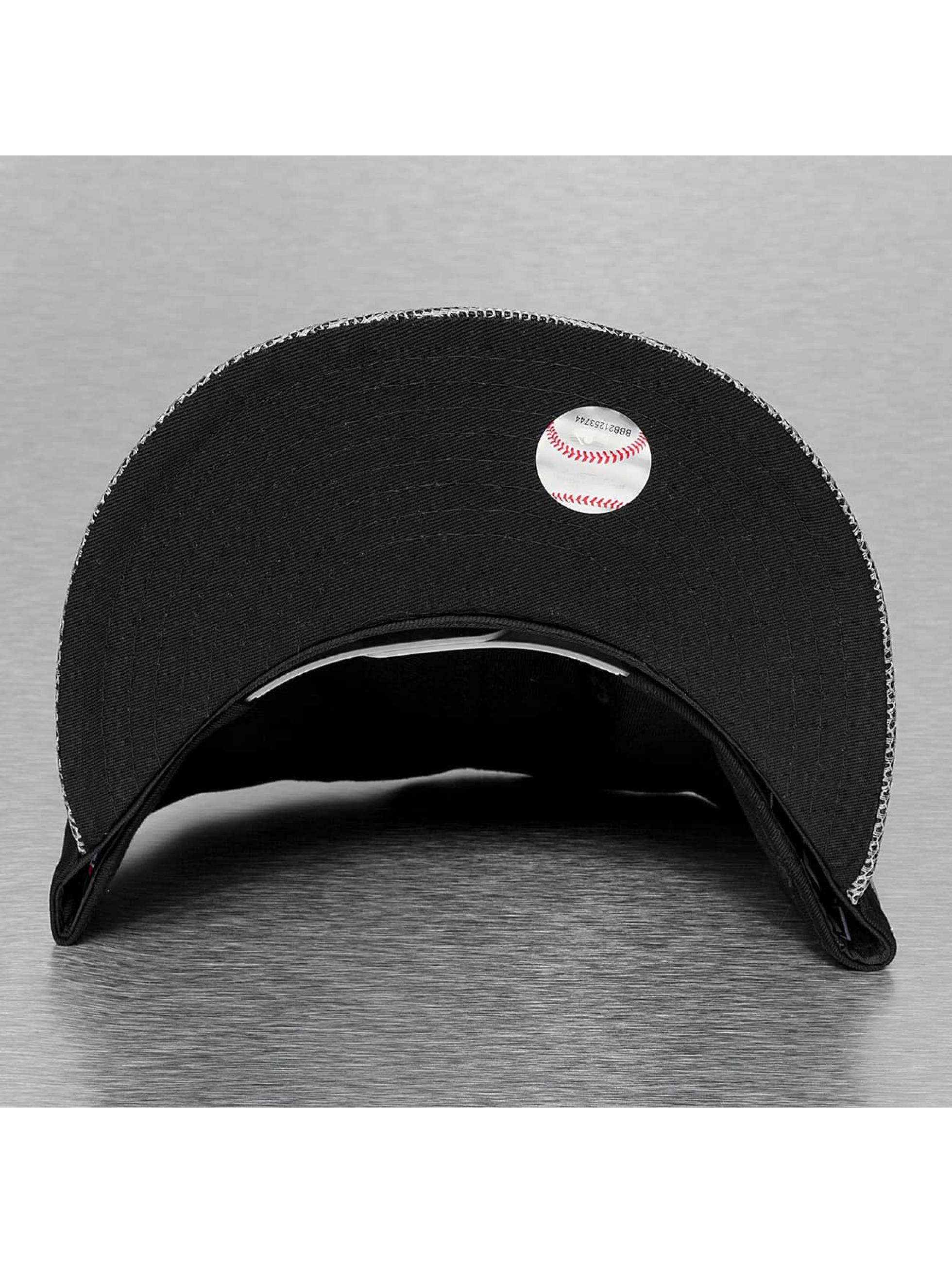 New Era Кепка с застёжкой MLB Team Chicago White Socks Mesh черный