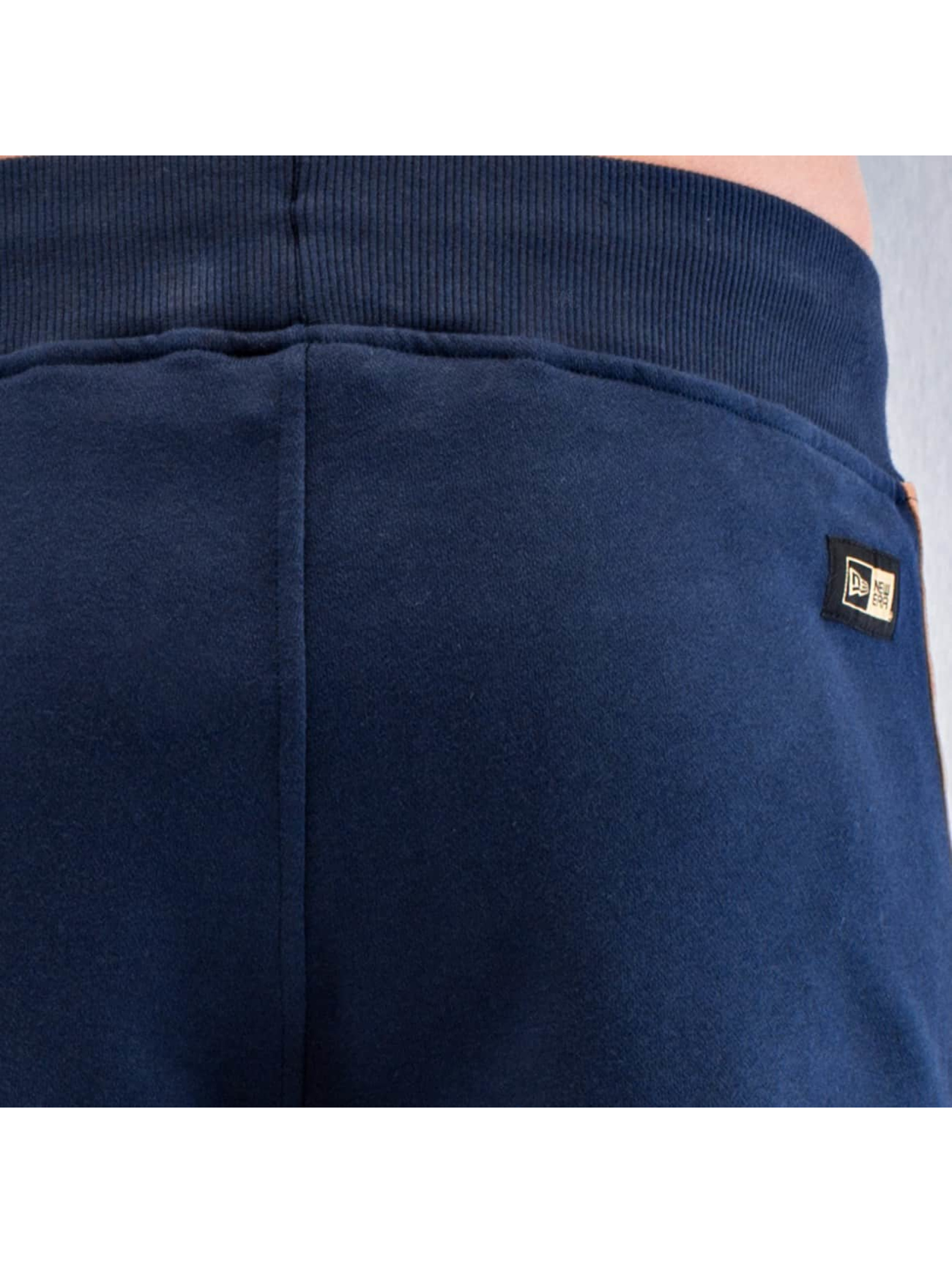 New Era Спортивные брюки Crafted синий