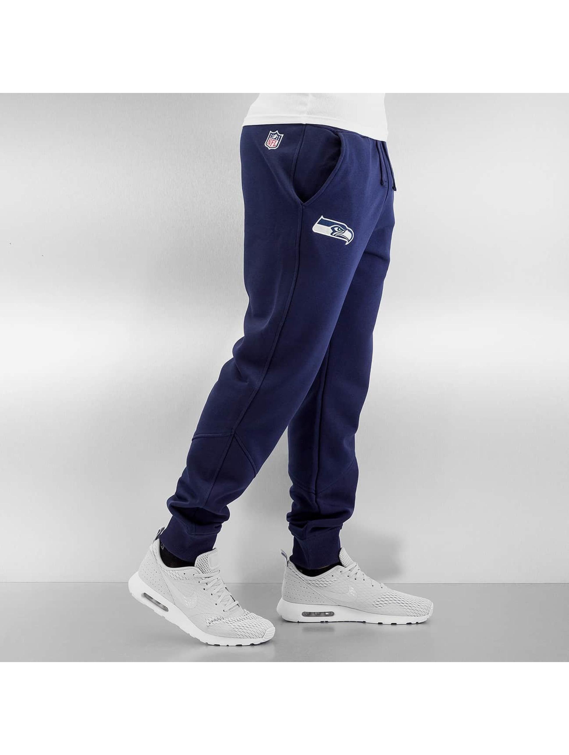 New Era Спортивные брюки NFL Seattle Seahawks синий