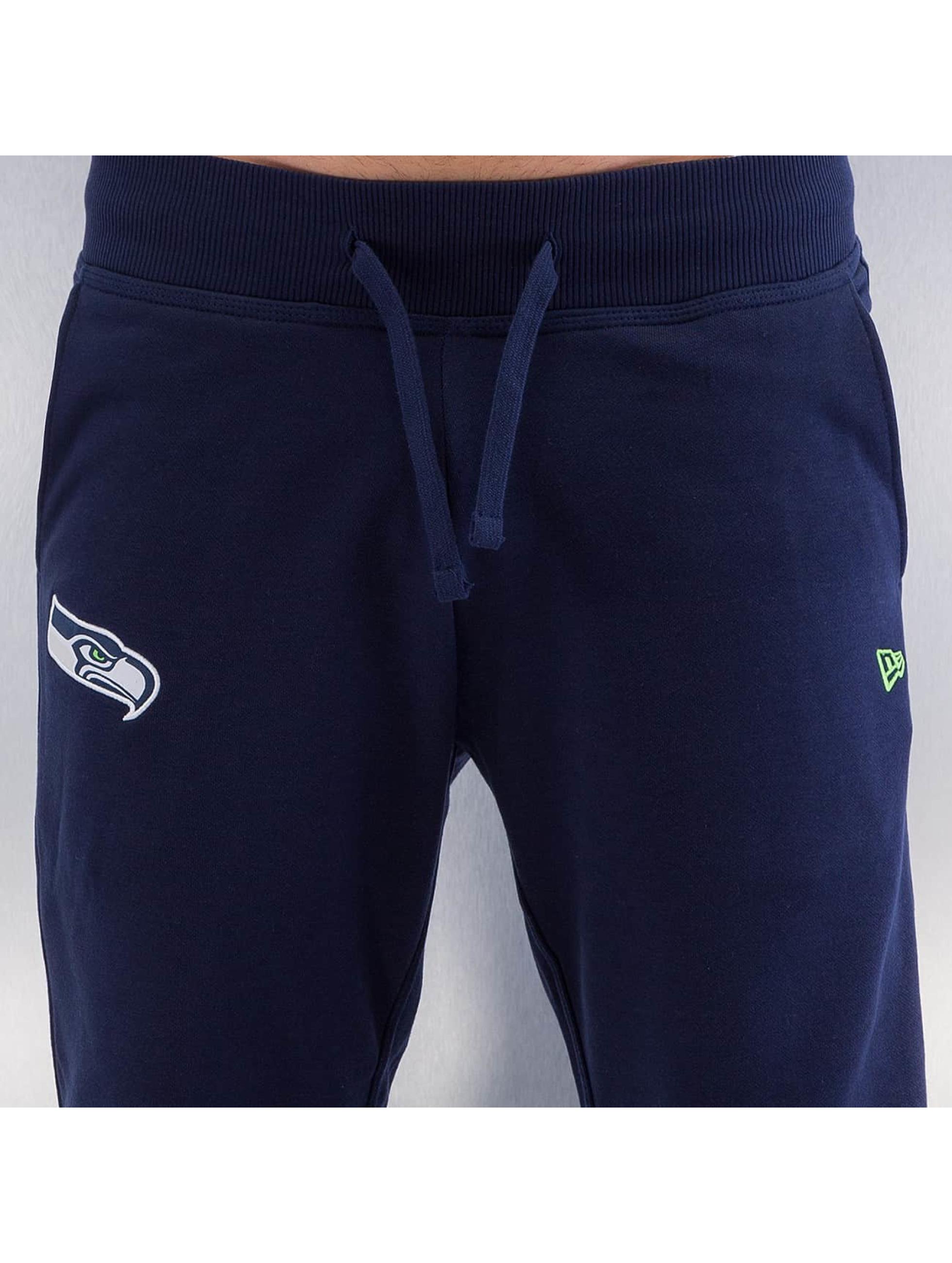 New Era Спортивные брюки Seattle Seahawks синий