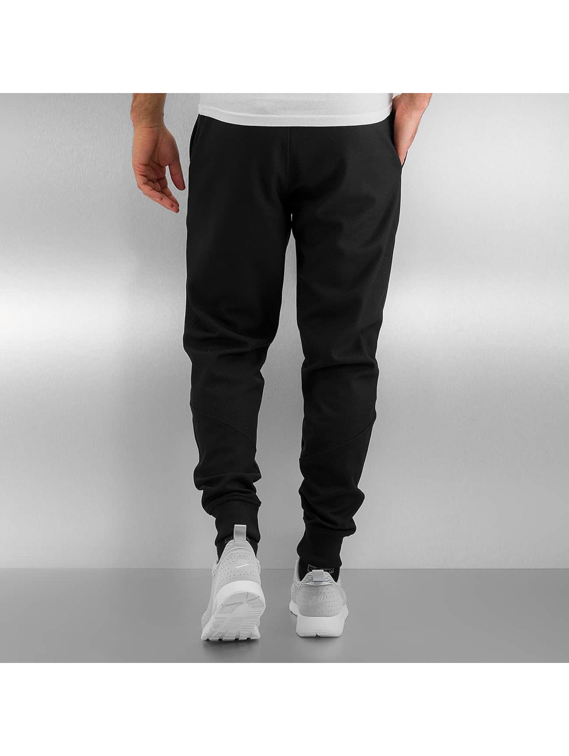 New Era Спортивные брюки MLB NY Yankees Remix De черный