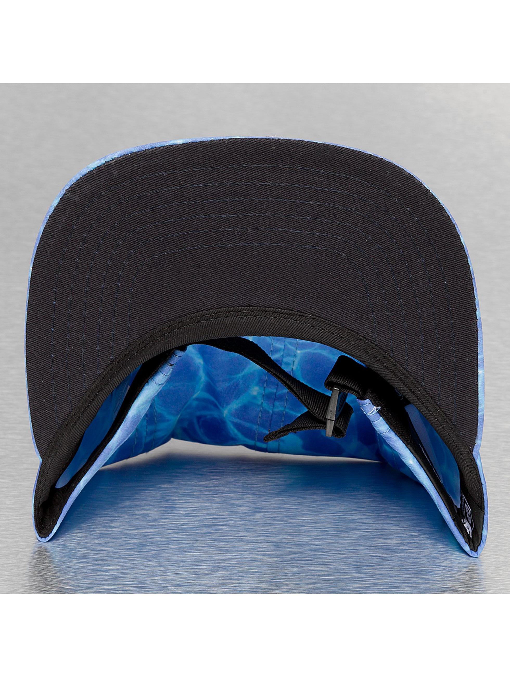 New Era 5 Panel Caps Miami Vibe Camper синий