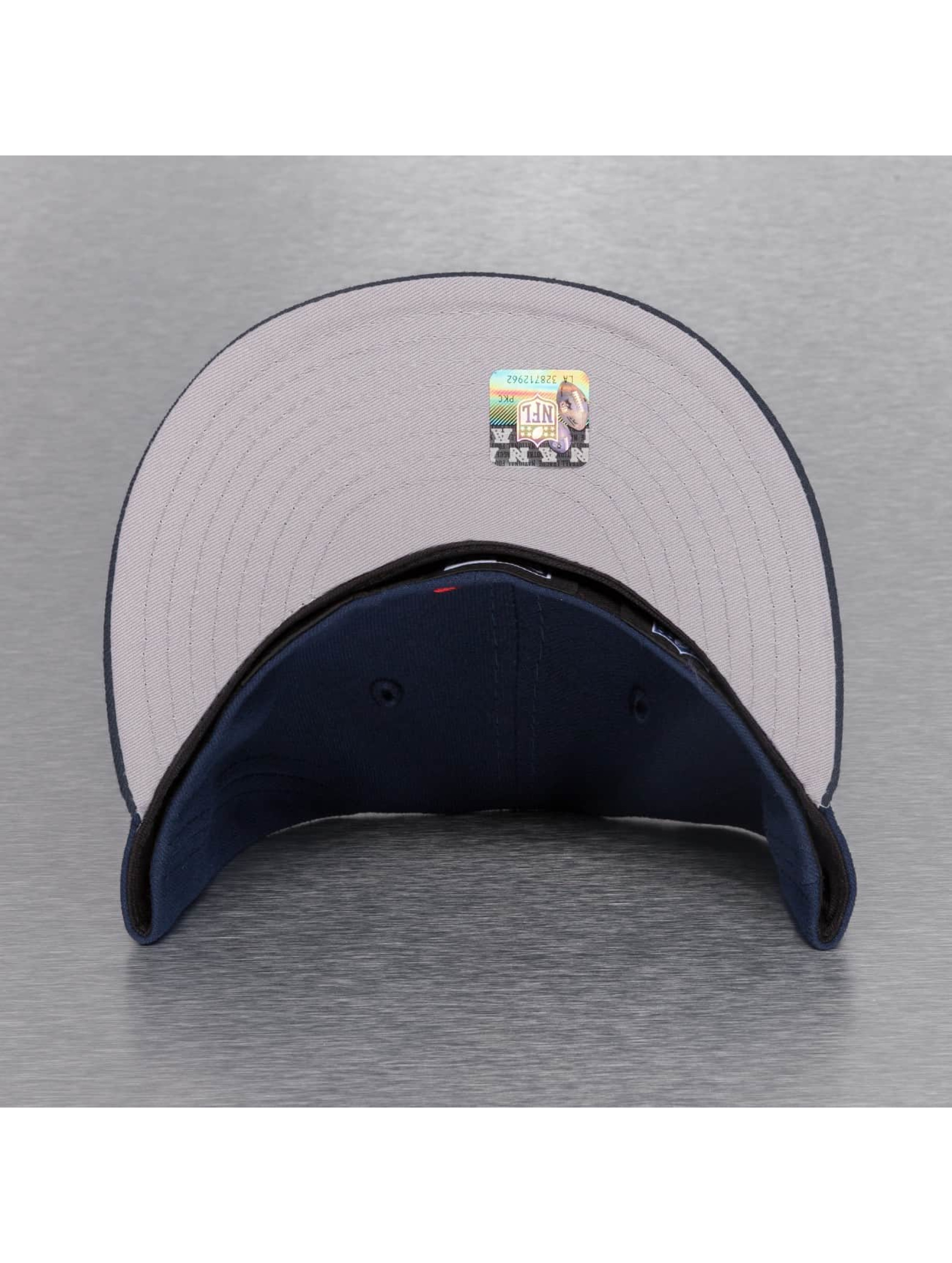 New Era Baseballkeps On Field 15 Sideline New England Patriots blå