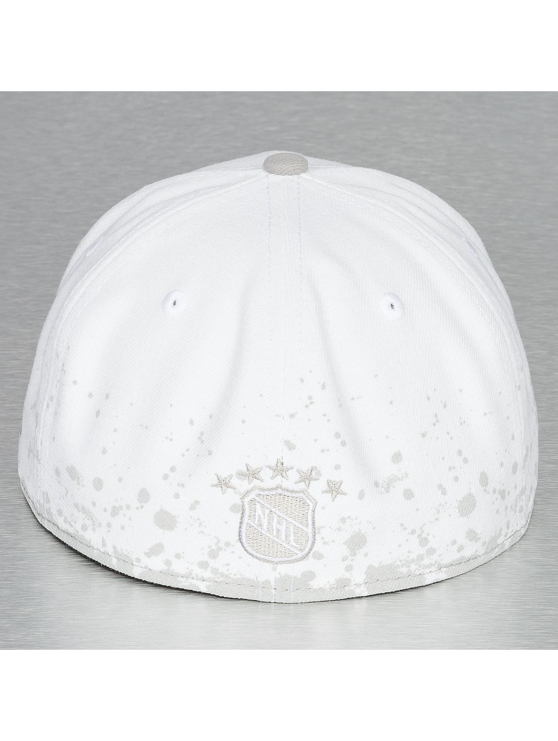 New Era Casquette Fitted Panel Splatter LA Kings 59Fifty blanc