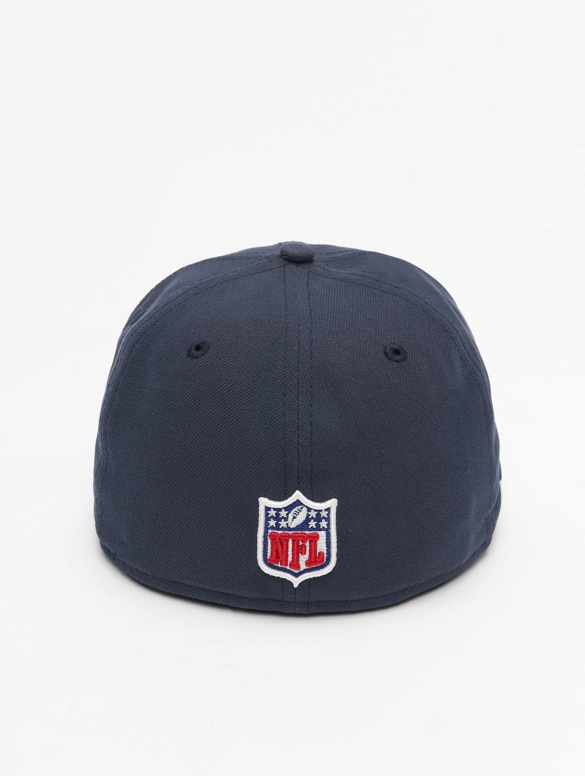 New Era Casquette Fitted NFL On Field Chicago Bears 59Fifty bleu