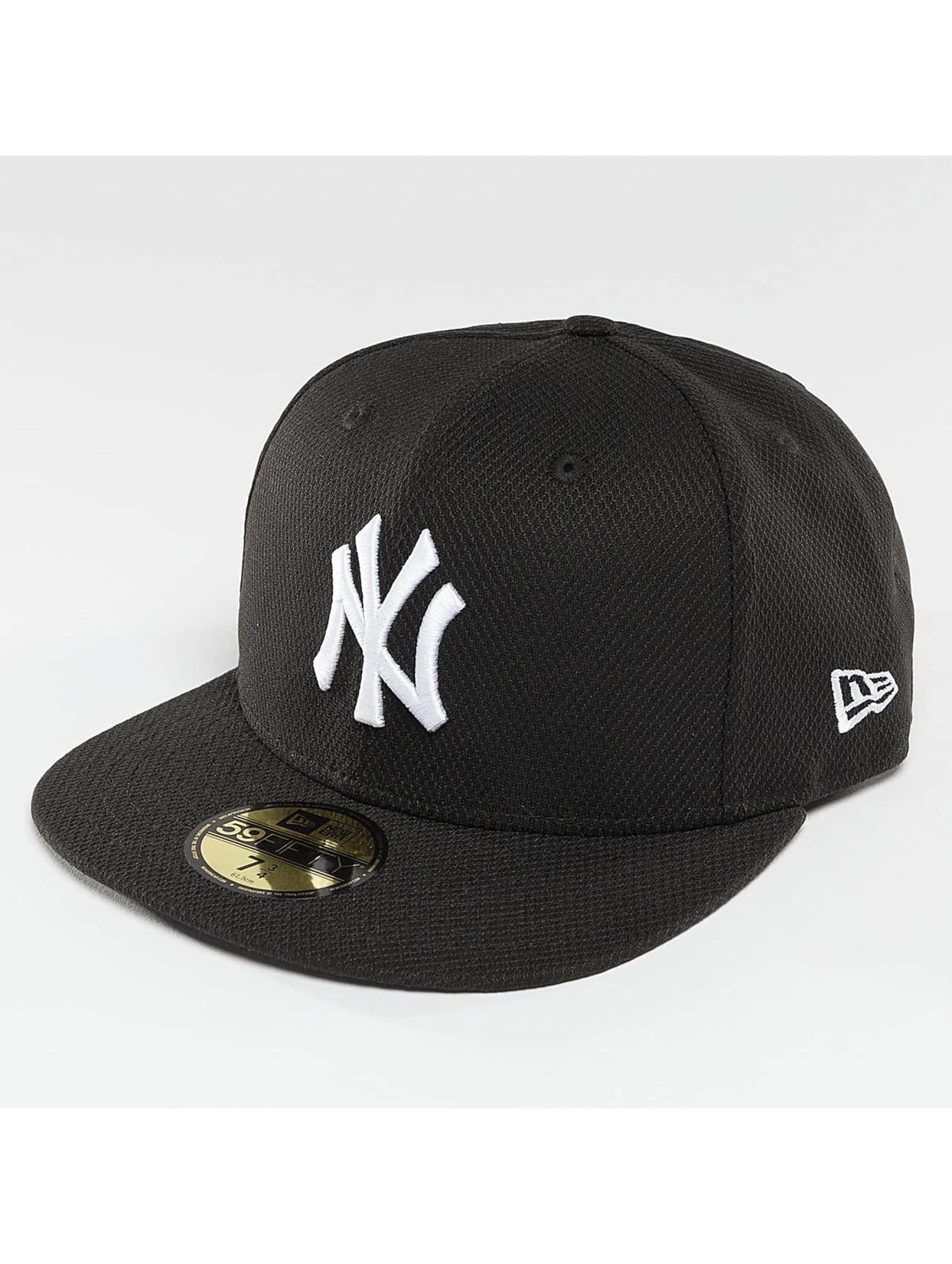 New Era Casquette Fitted Diamond Era Essential NY Yankees noir