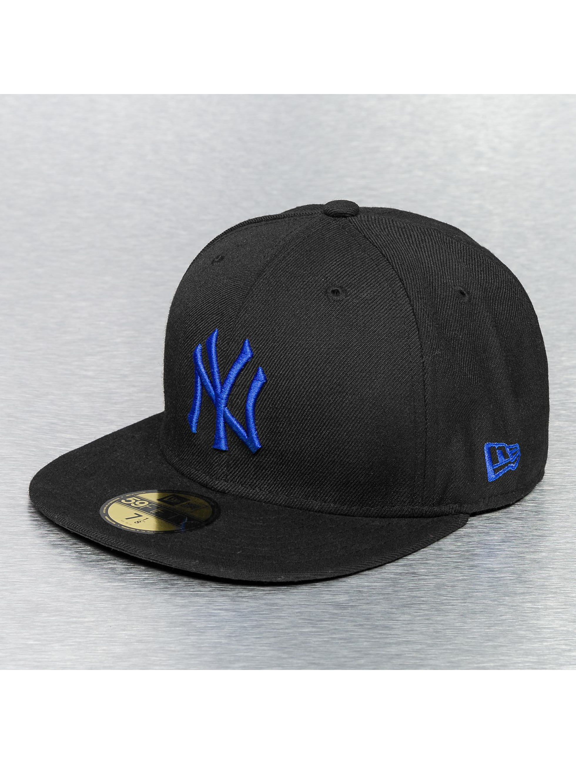 New Era Casquette Fitted MLB Seasonal Basic NY Yankees 59Fifty noir
