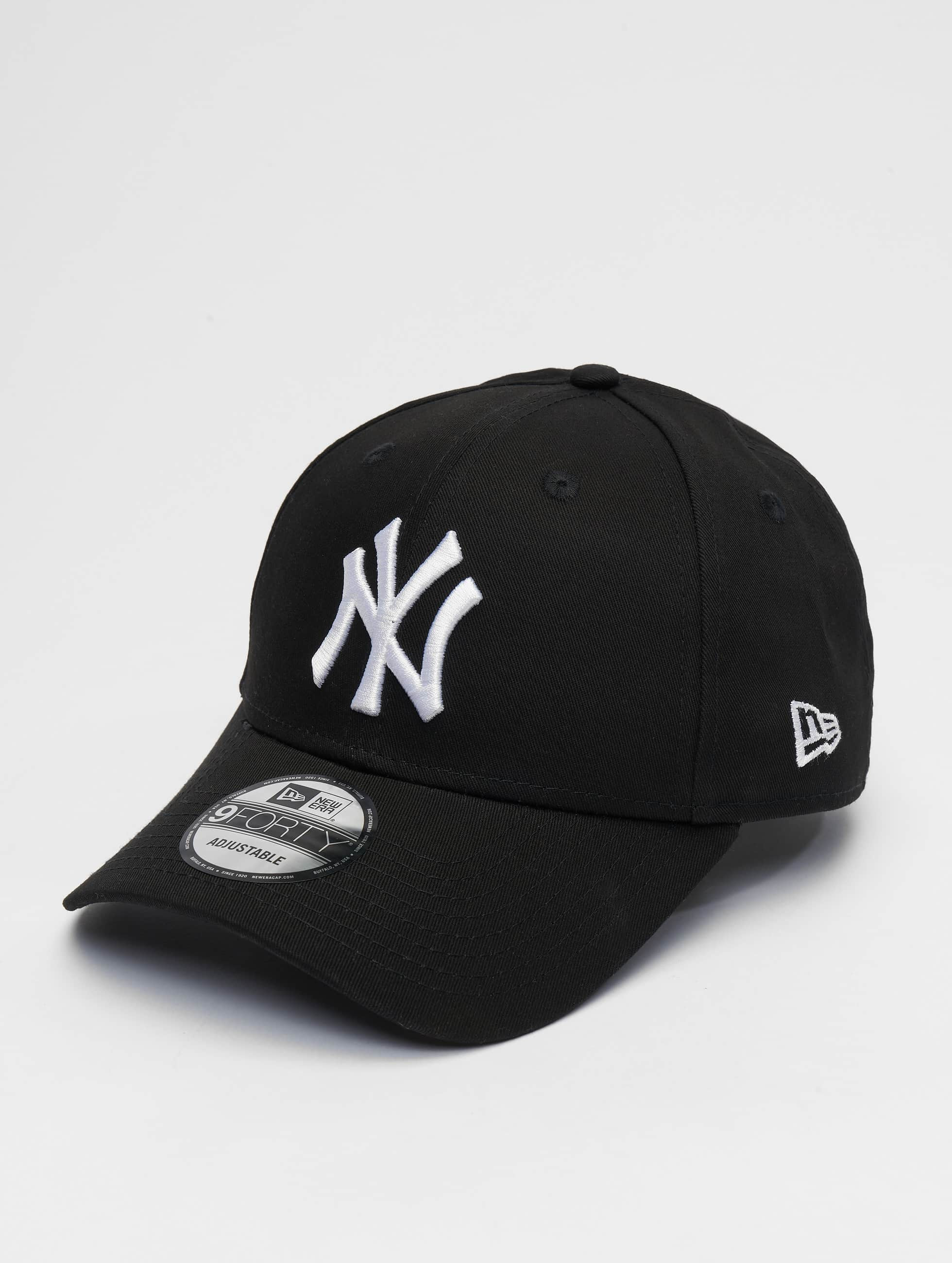 New Era Casquette Snapback & Strapback 9Forty League Basic NY Yankees noir
