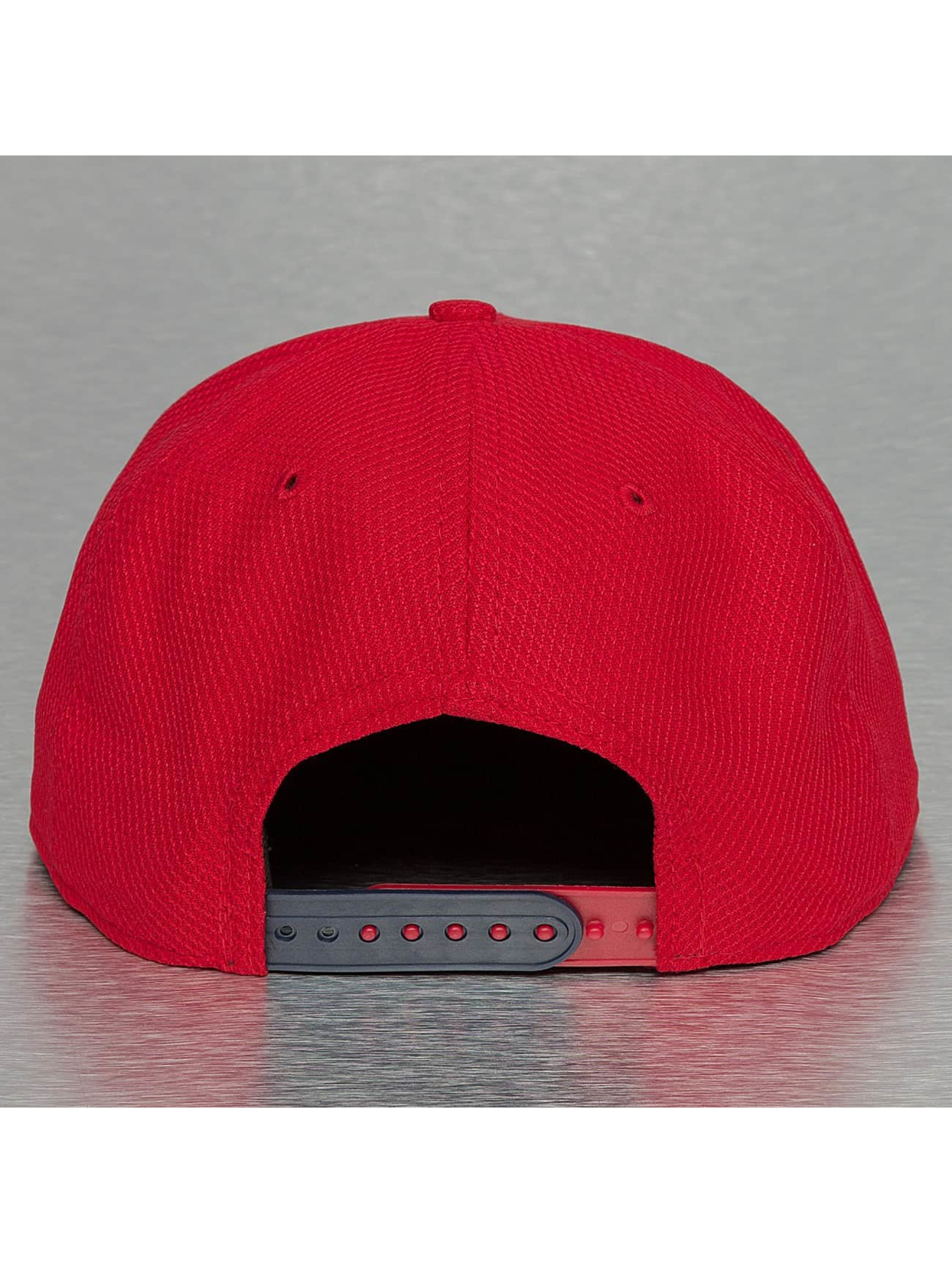 New Era Casquette Snapback & Strapback Bas Reverse Boston Red Sox 9Fifty rouge