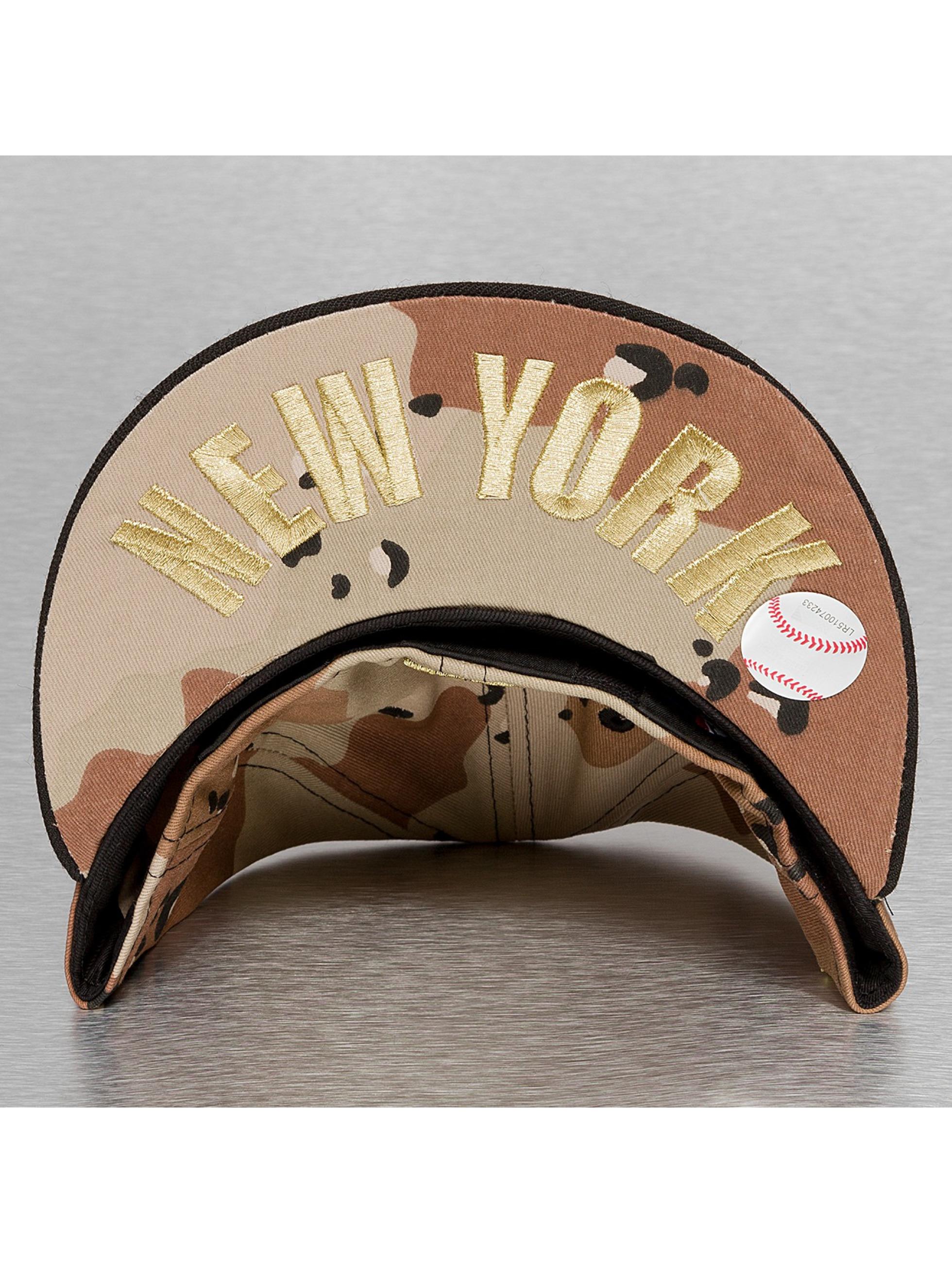 New Era Fitted Cap NY Yankees beige
