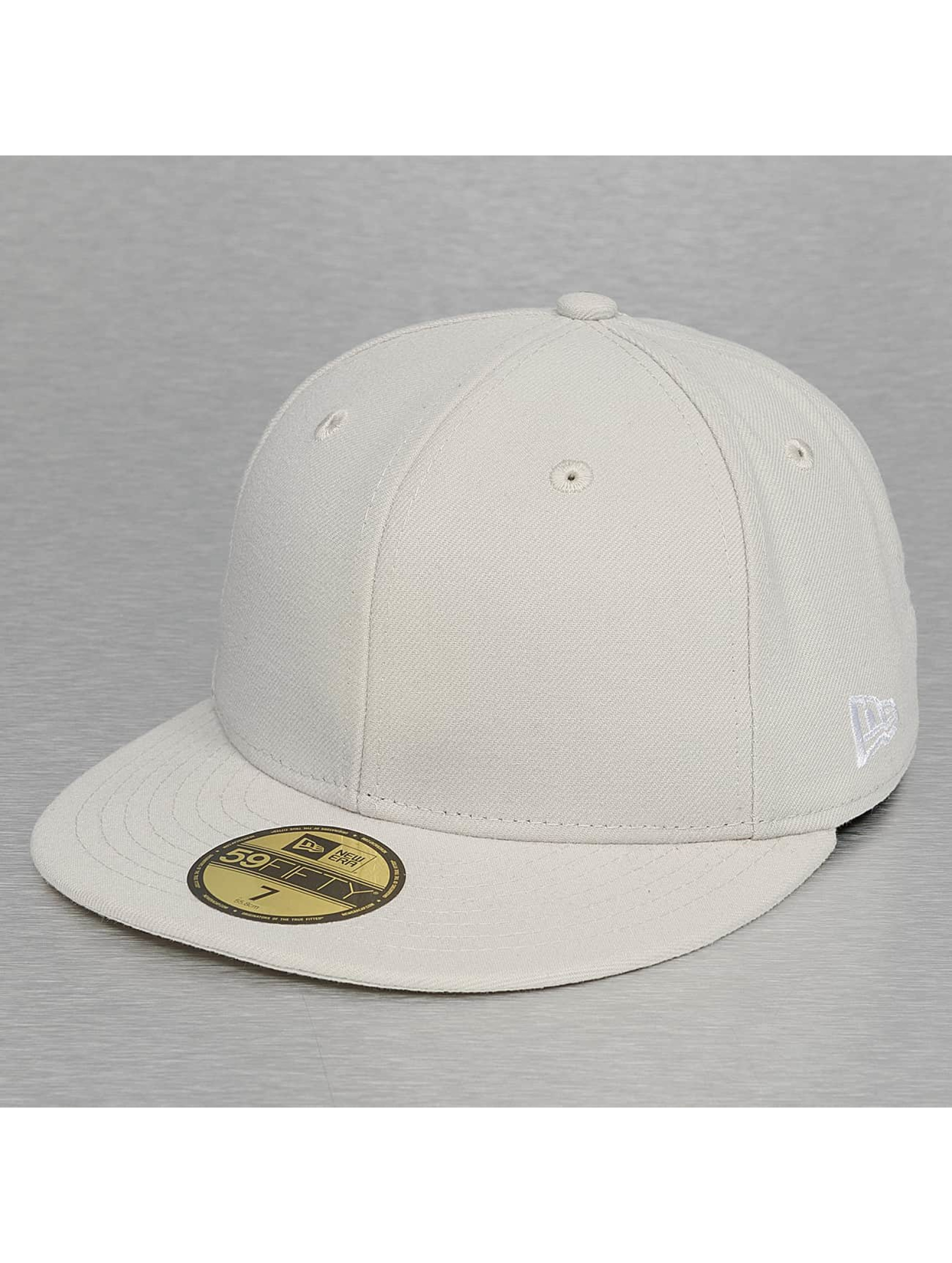 New Era Fitted Cap Flag 59Fifty beige