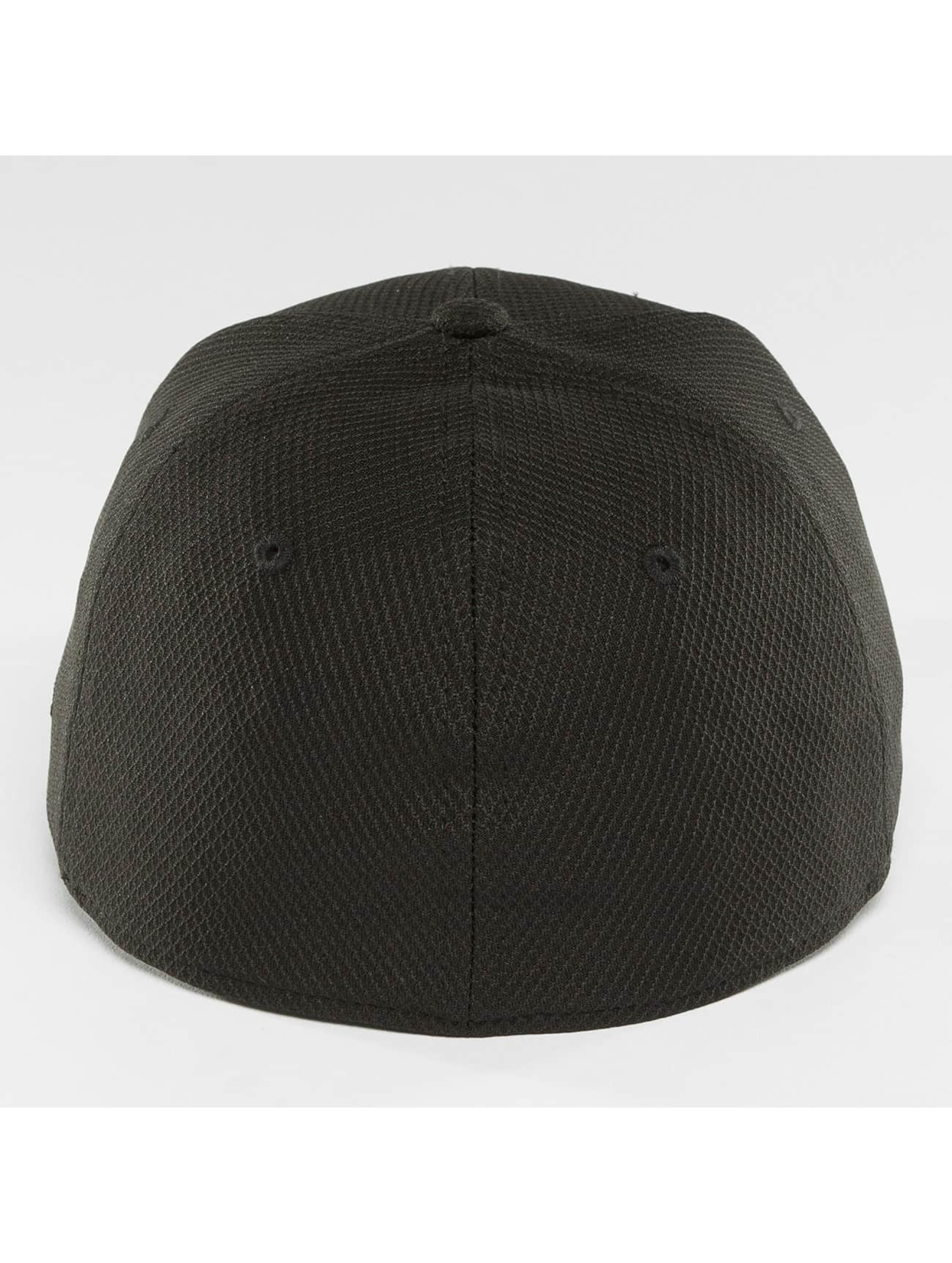 New Era Fitted Cap Rubber Prime NY Yankees black