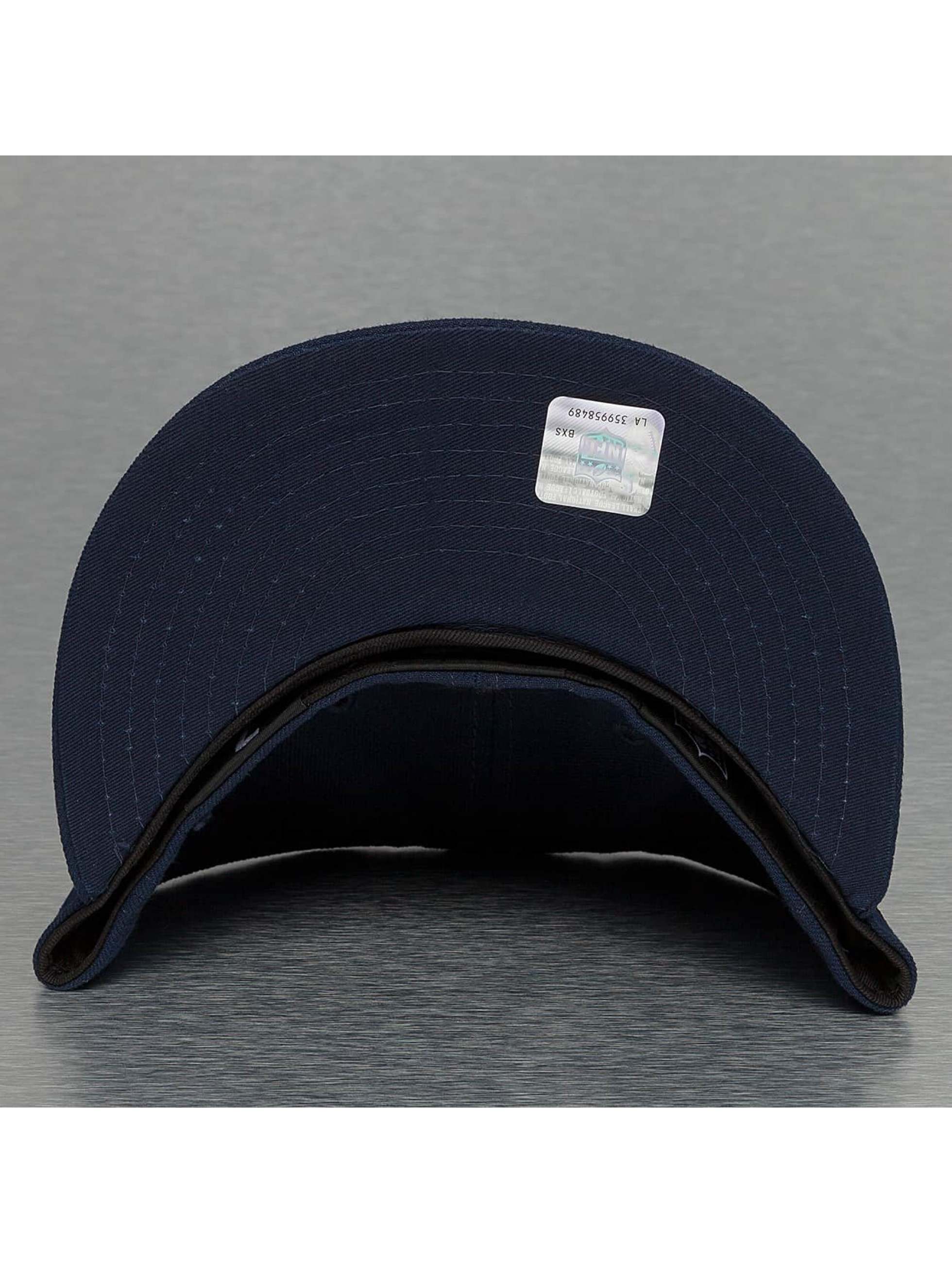 New Era Fitted Cap Ne Remix Liquid Logo Seattle Seahawks 59Fifty blau