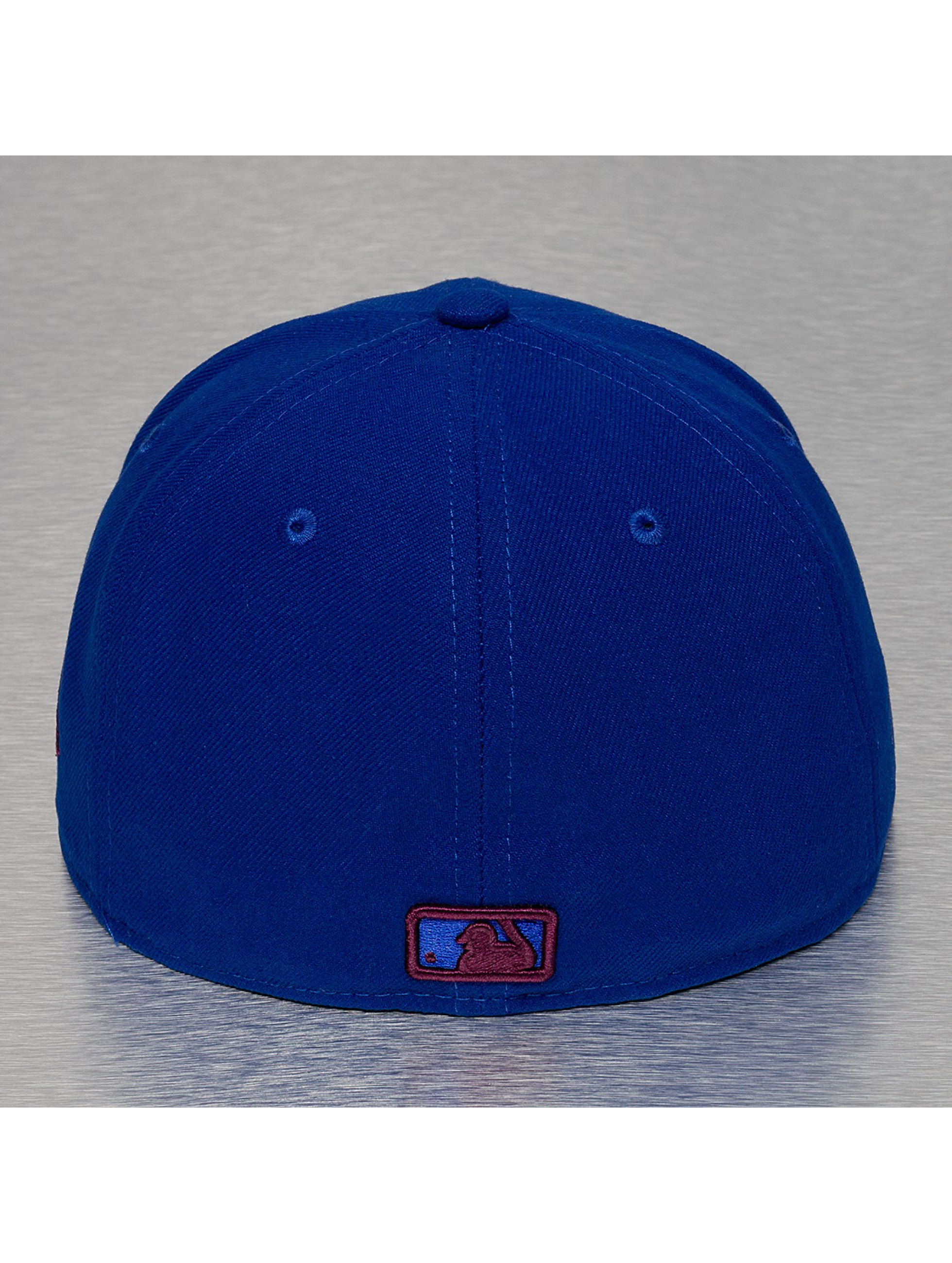 New Era Fitted Cap Team Filling Chicago Cubs blauw