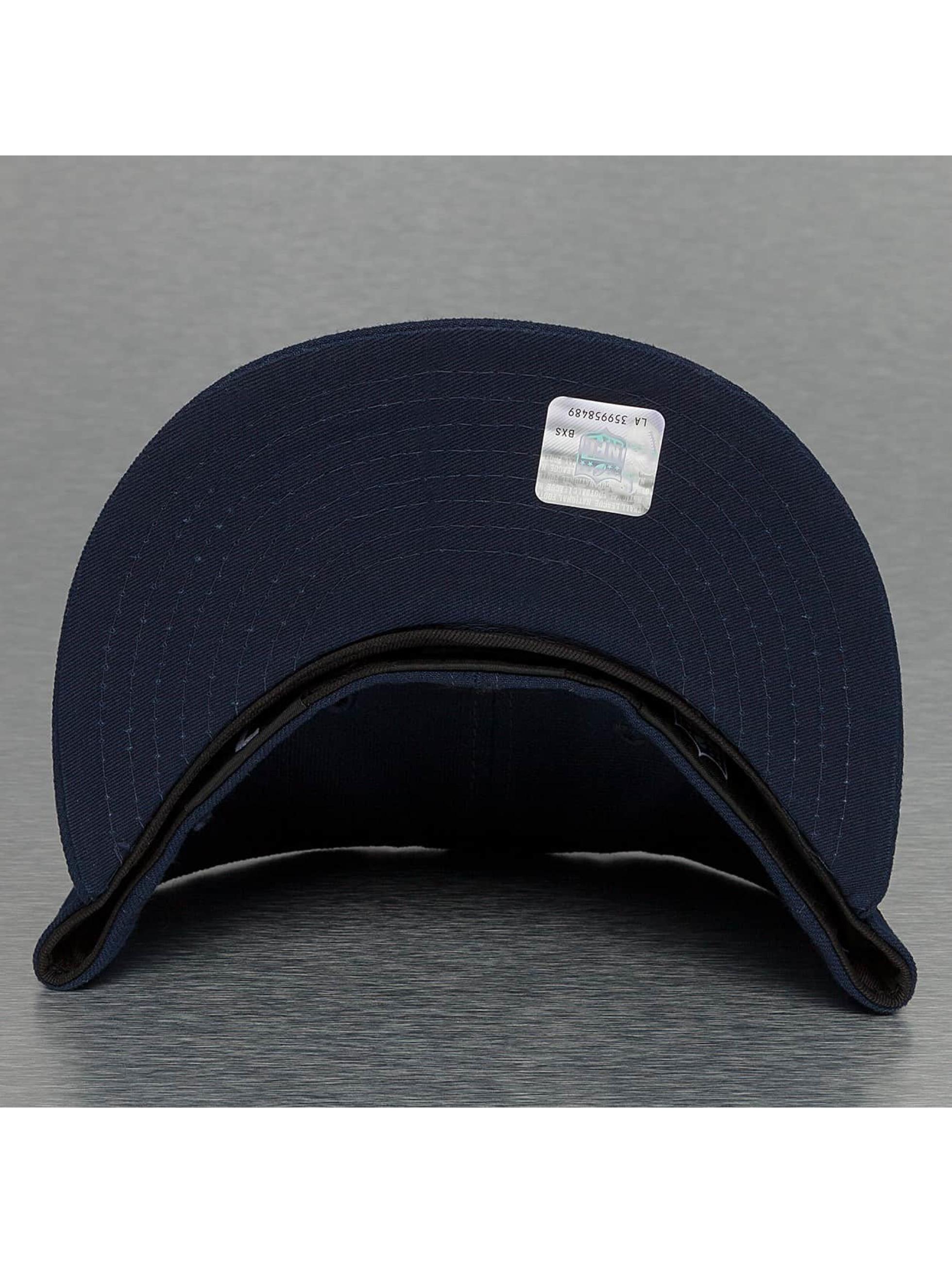 New Era Fitted Cap Ne Remix Liquid Logo Seattle Seahawks 59Fifty blue