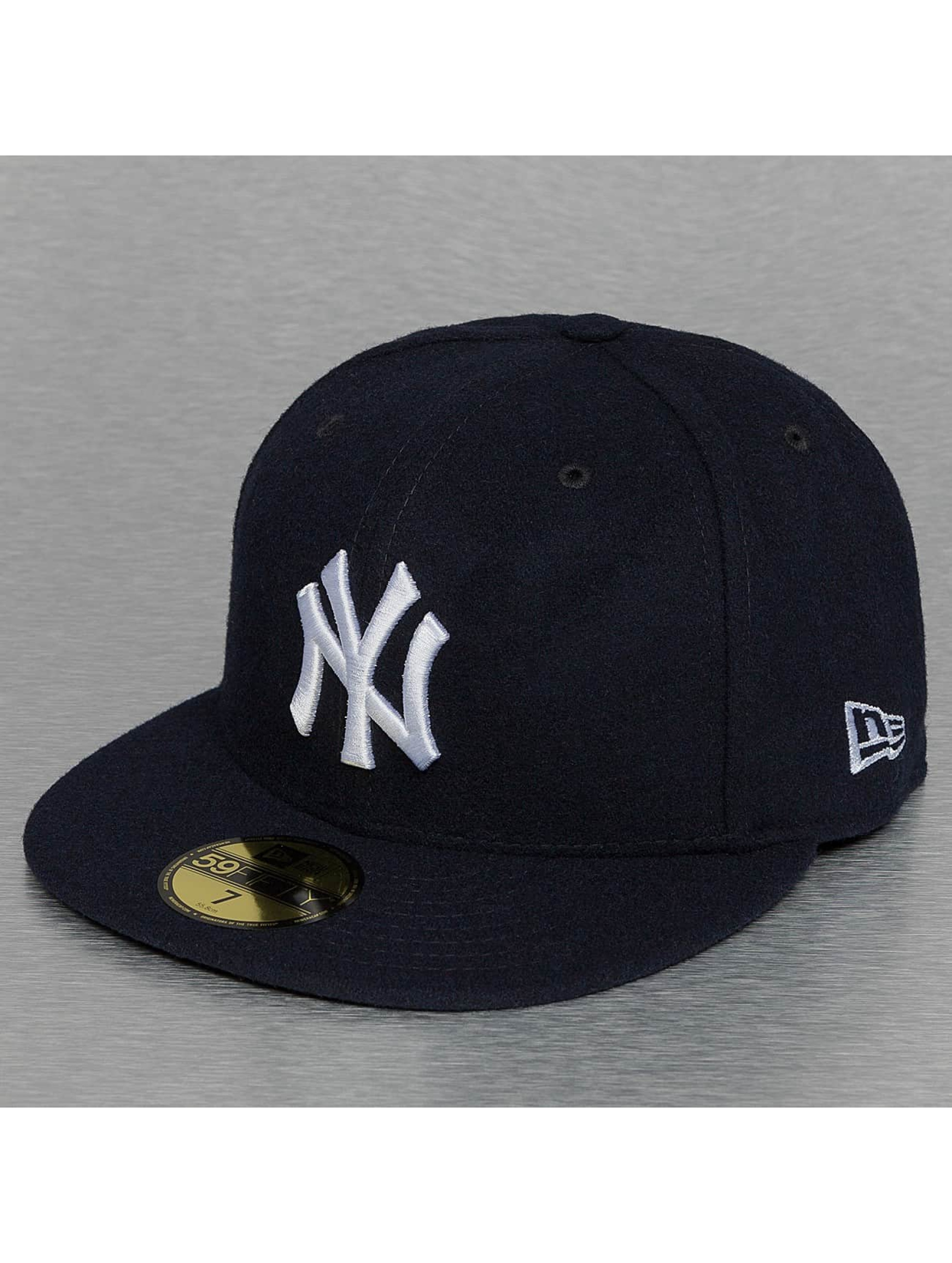 New Era Fitted Cap Glow In The Dark NY Yankees blue