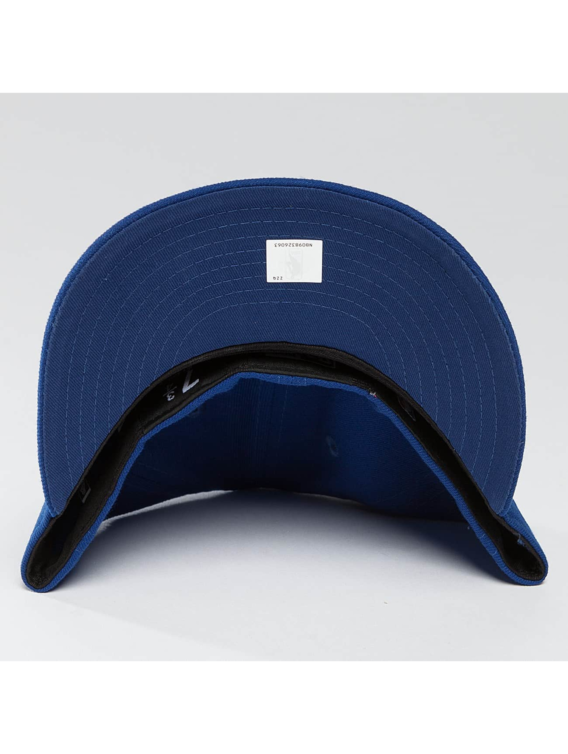 New Era Fitted Cap Team Classic Golden Stae Warriors blue