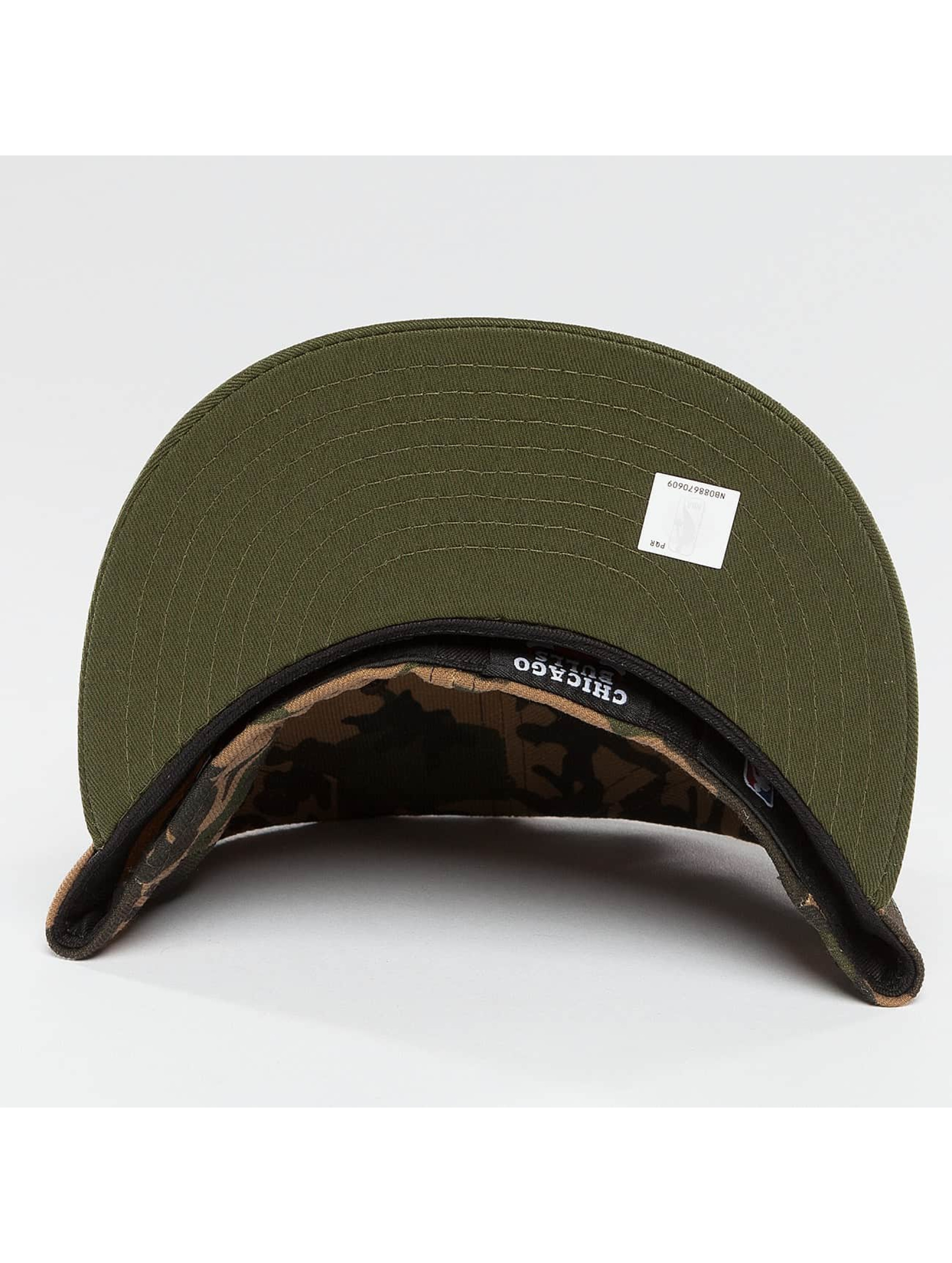 New Era Fitted Cap Camo Team Chicago Bulls 59Fifty camouflage