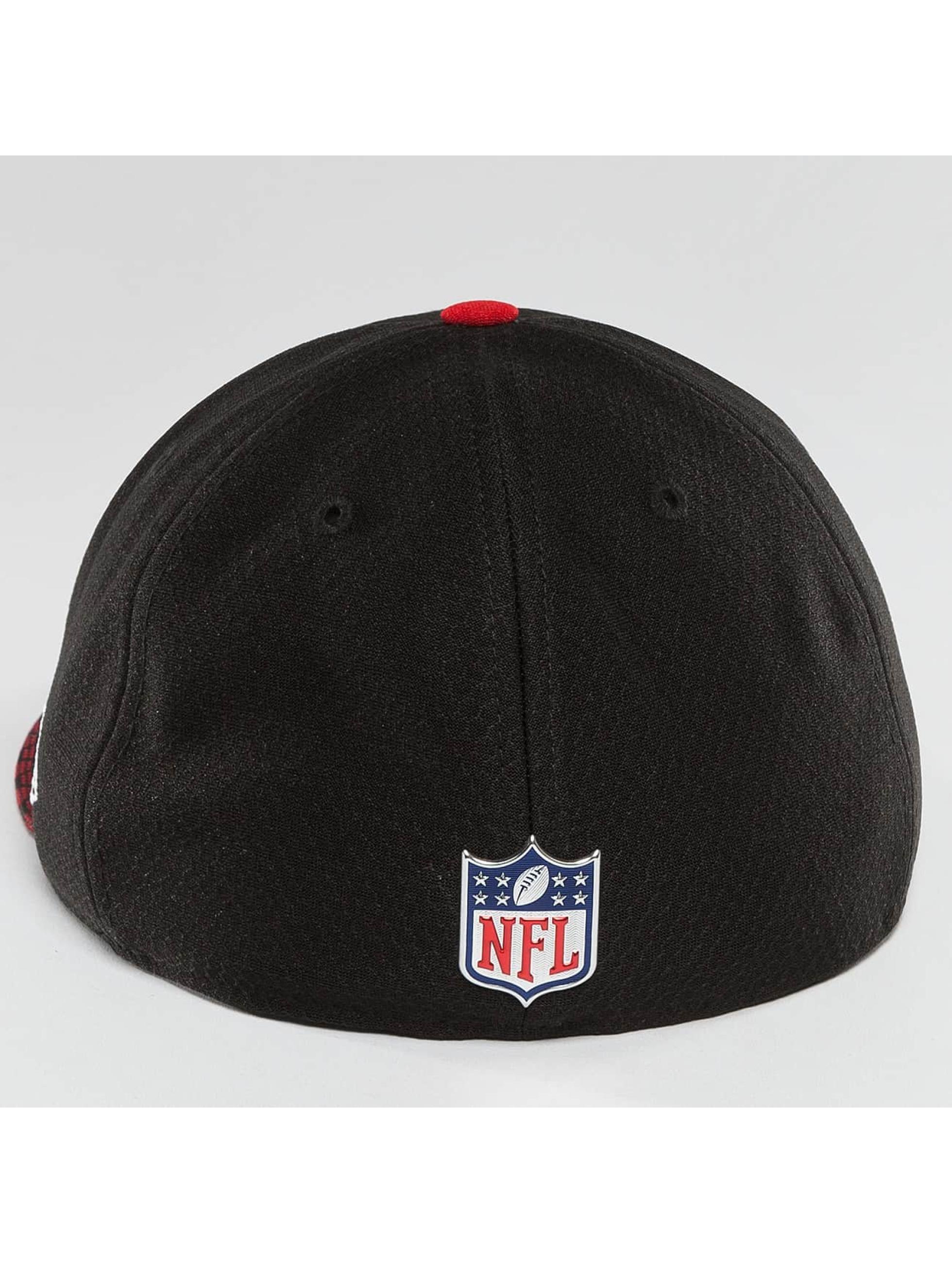 New Era Fitted Cap NFL On Field Atlanta Falcons 59Fifty czarny