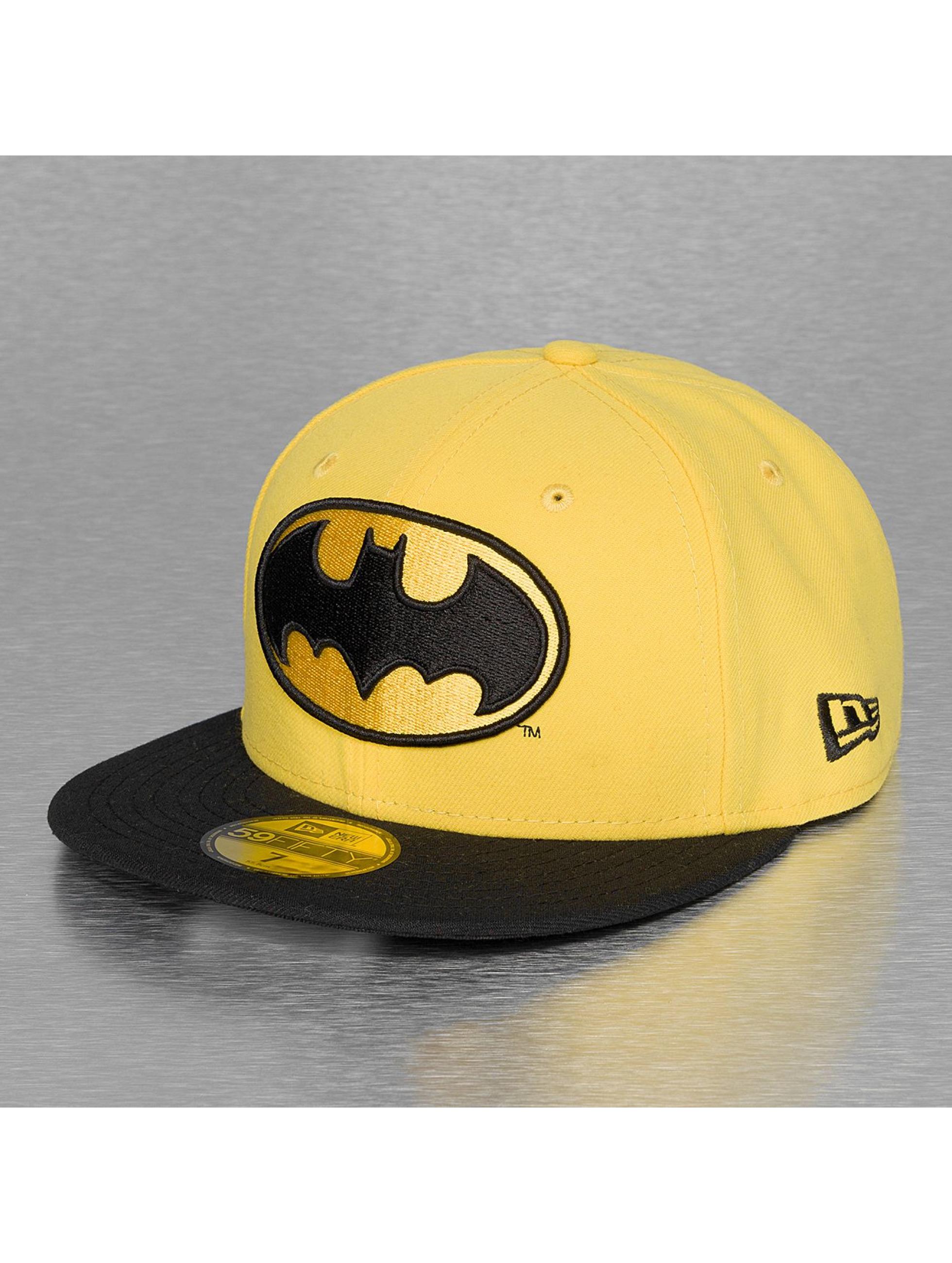 Cap Reverse Hero Batman 59Fifty in gelb