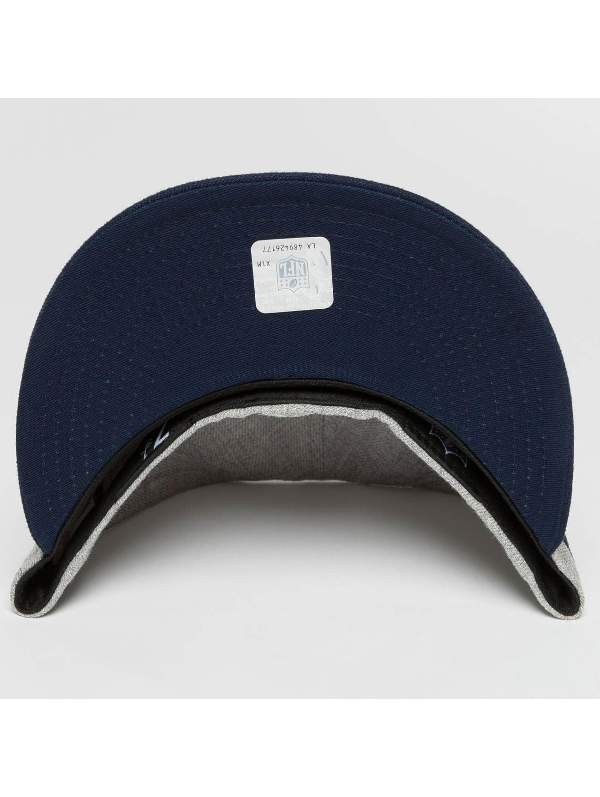 New Era Fitted Cap New England Patriots 59Fifty grå