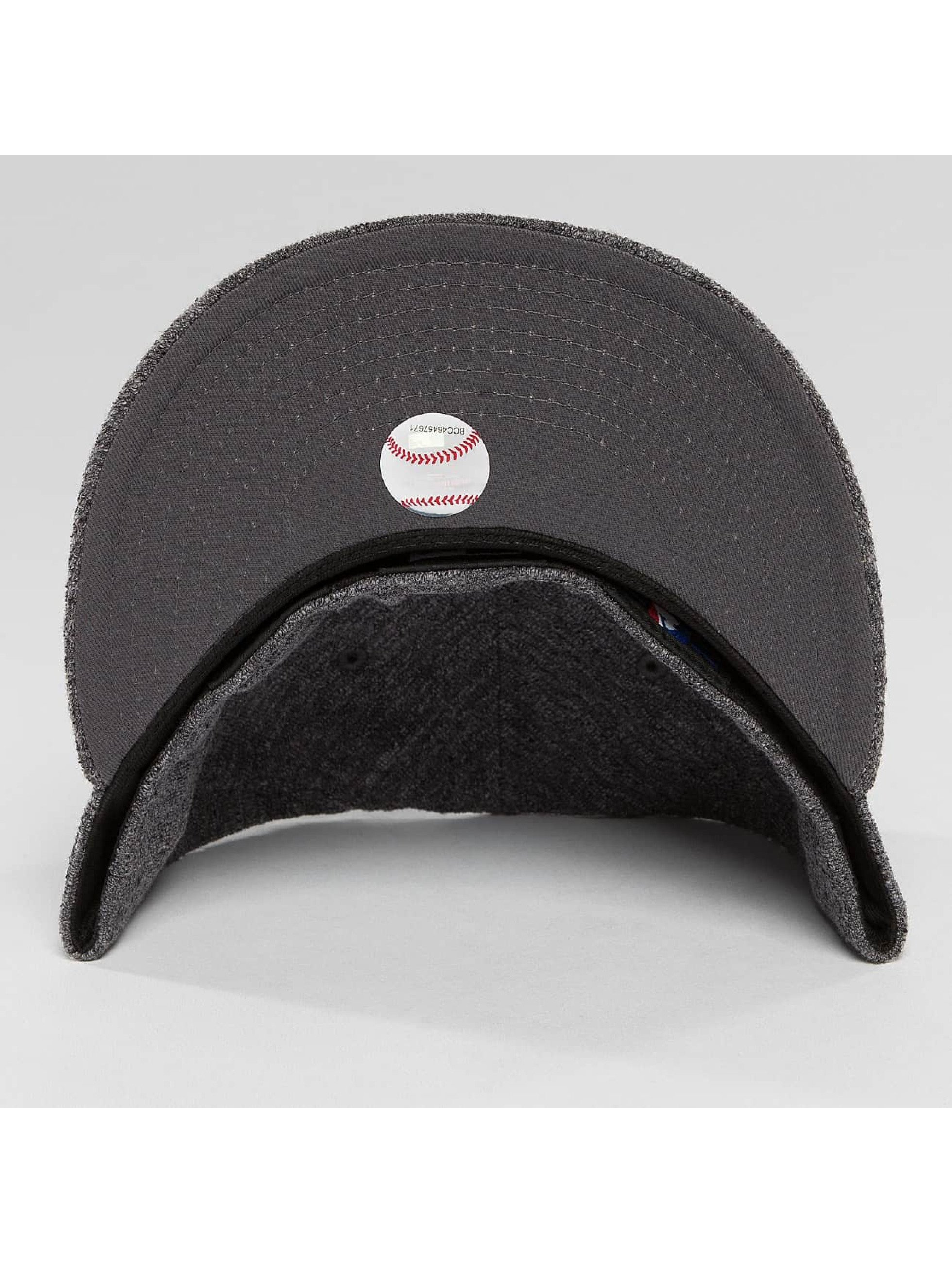 New Era Fitted Cap Slub LA Dodgers 59Fifty grey