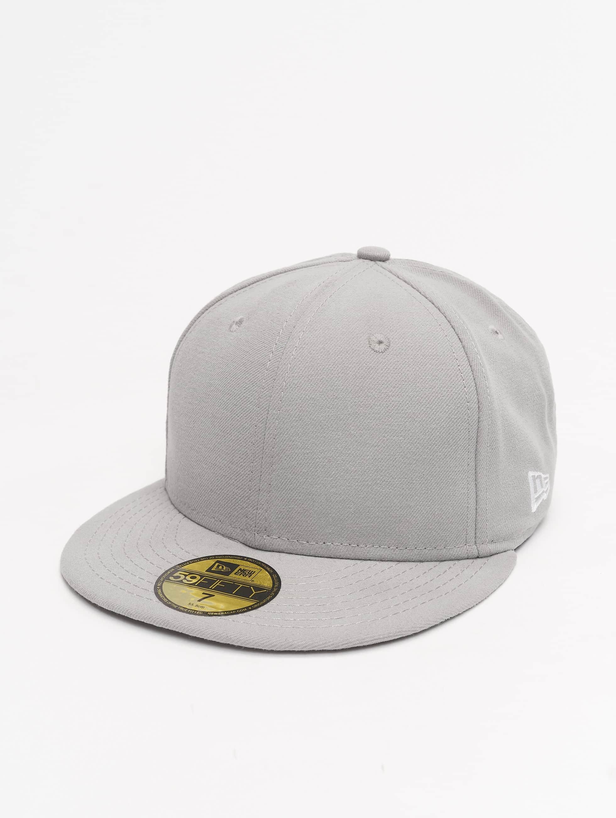 New Era Fitted Cap Original Basic 59Fifty grijs