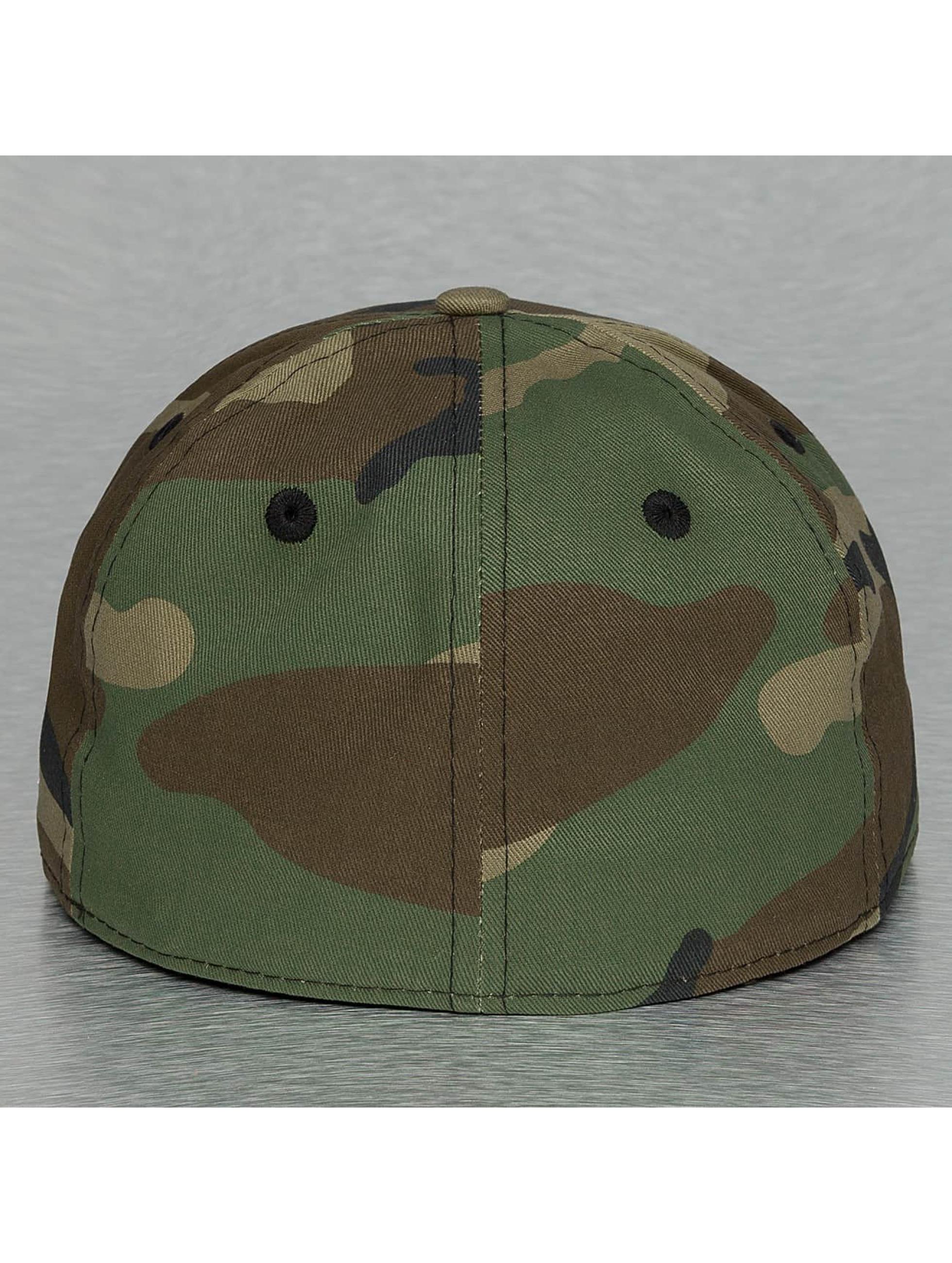 New Era Fitted Cap Flag Essential kamuflasje