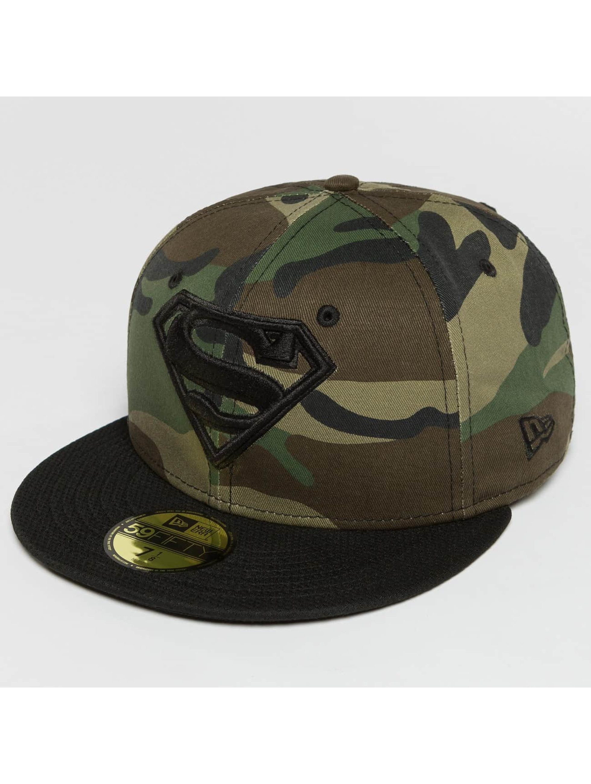 New Era Fitted Cap Camohero Superman kamuflasje