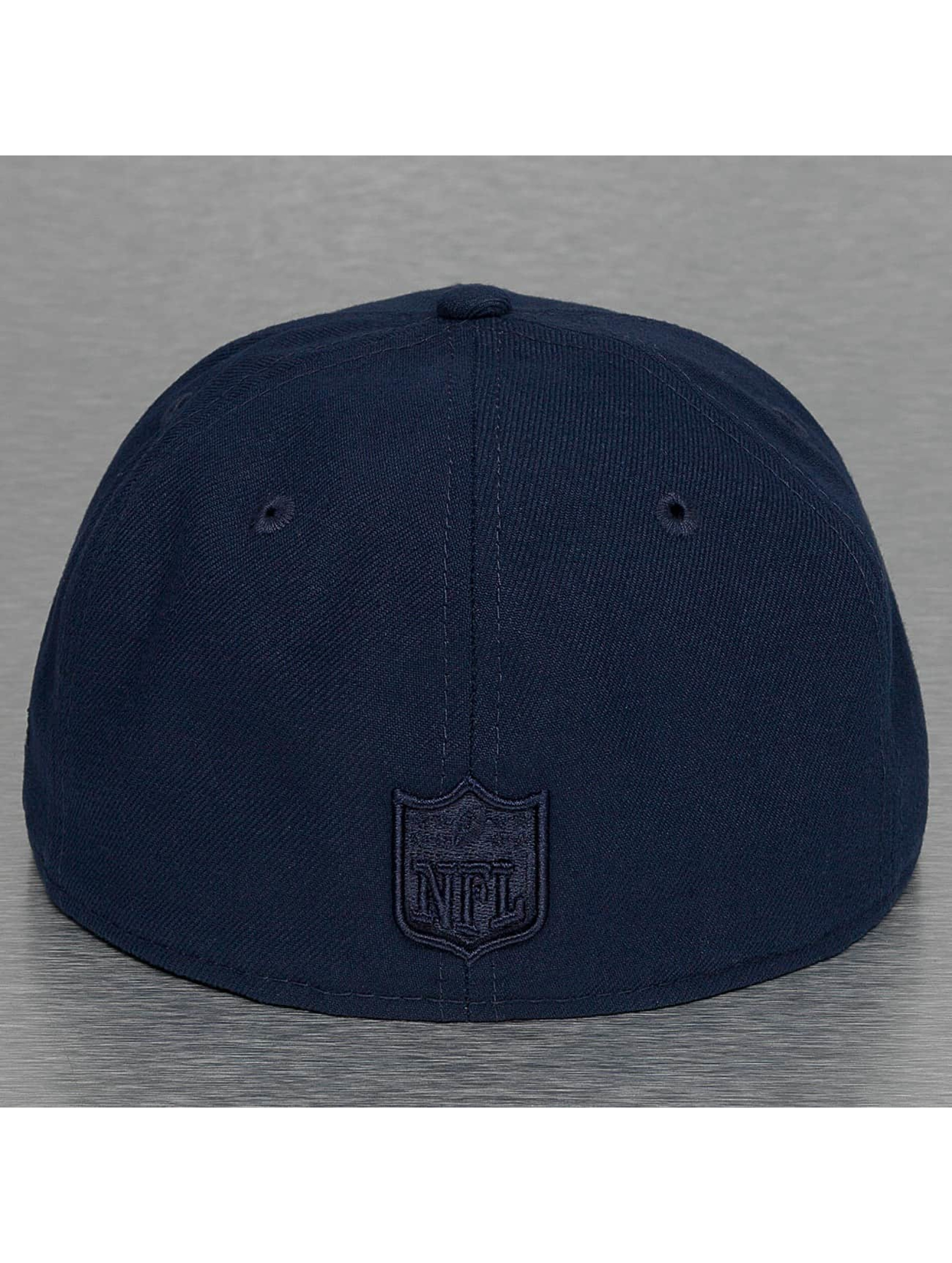 New Era Fitted Cap Ne Remix Liquid Logo Seattle Seahawks 59Fifty modrá