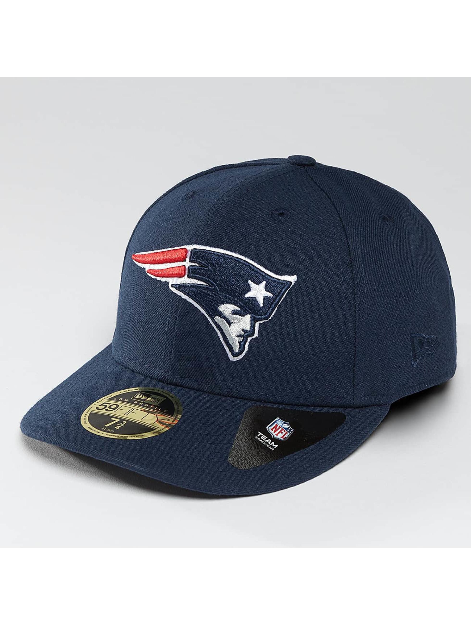 New Era Fitted Cap Team Classic New England Patriots modrá
