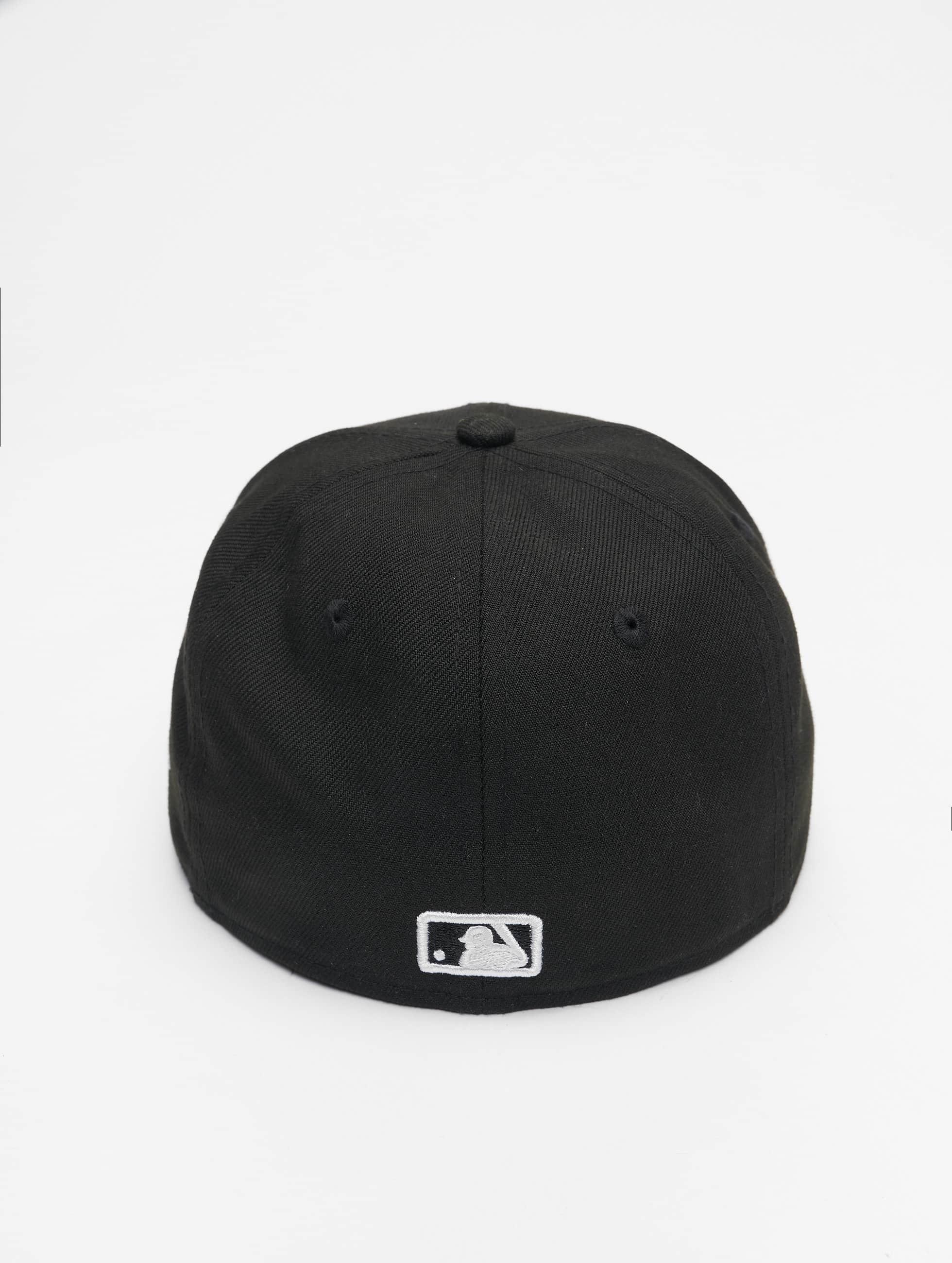 New Era Fitted Cap Kids MLB League Basic NY Yankees schwarz