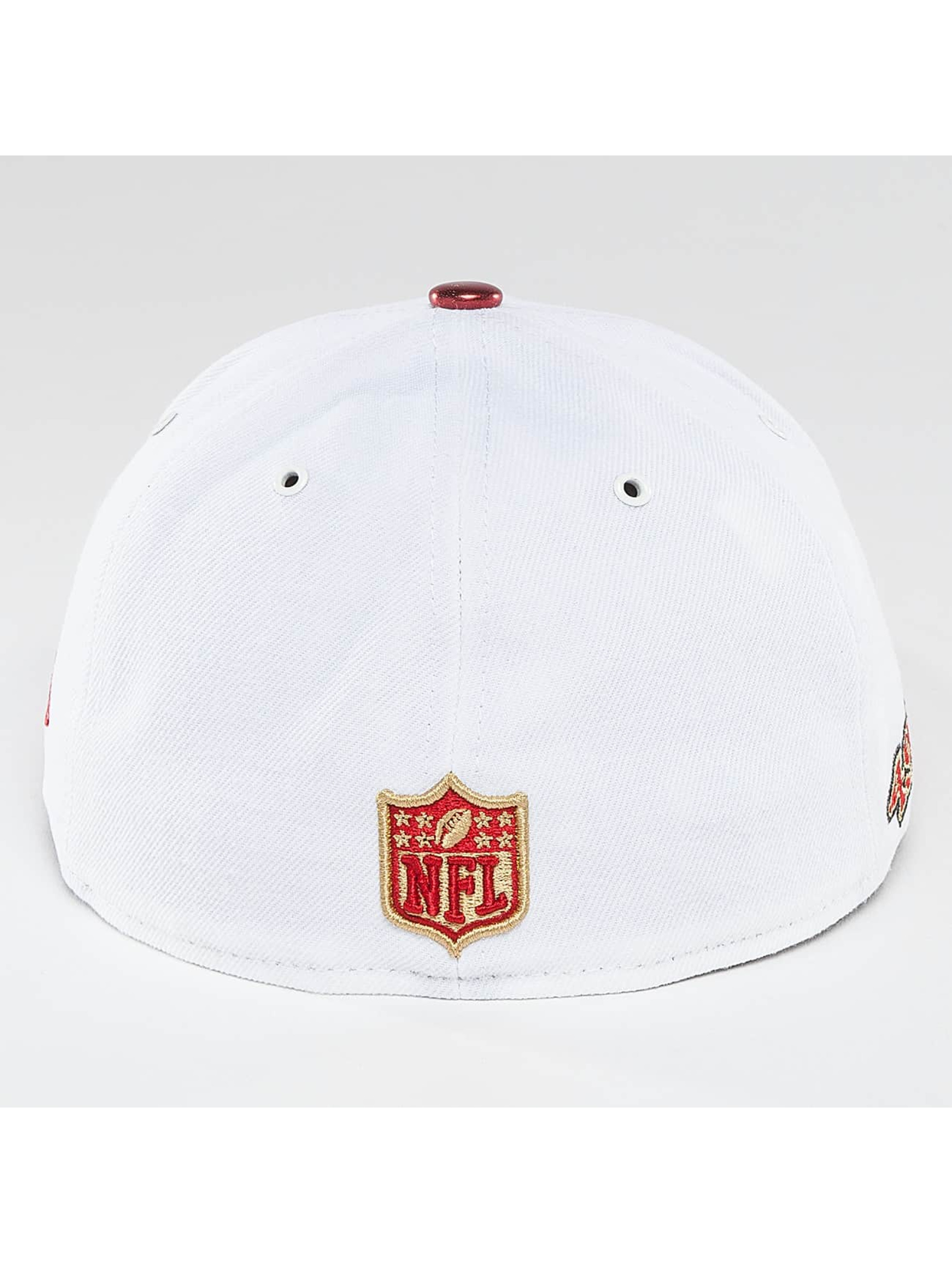 New Era Fitted Cap NFL Offical On Stage San Francisco 49ers white