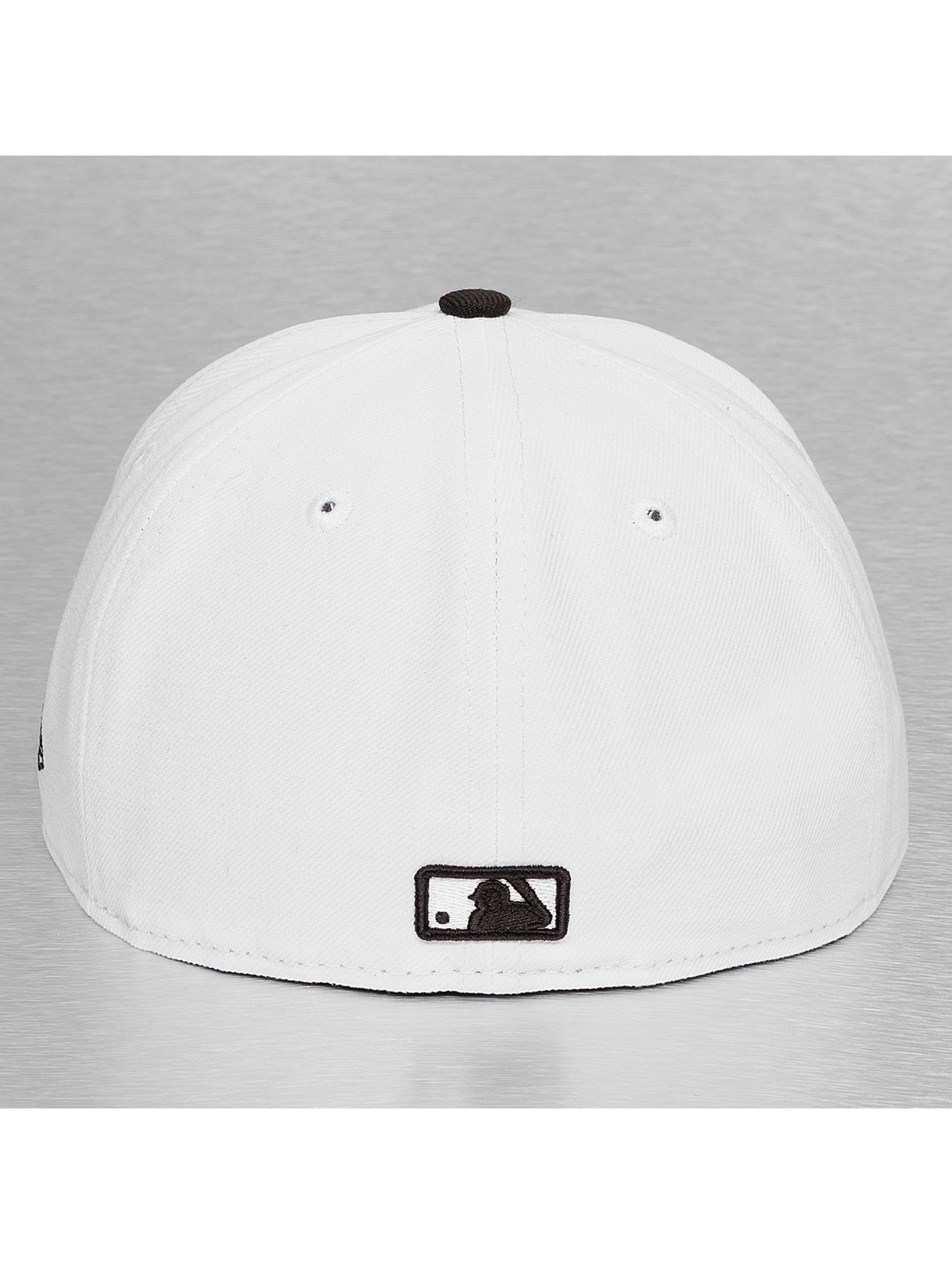 New Era Fitted Cap White Liberty NY Yankees wit